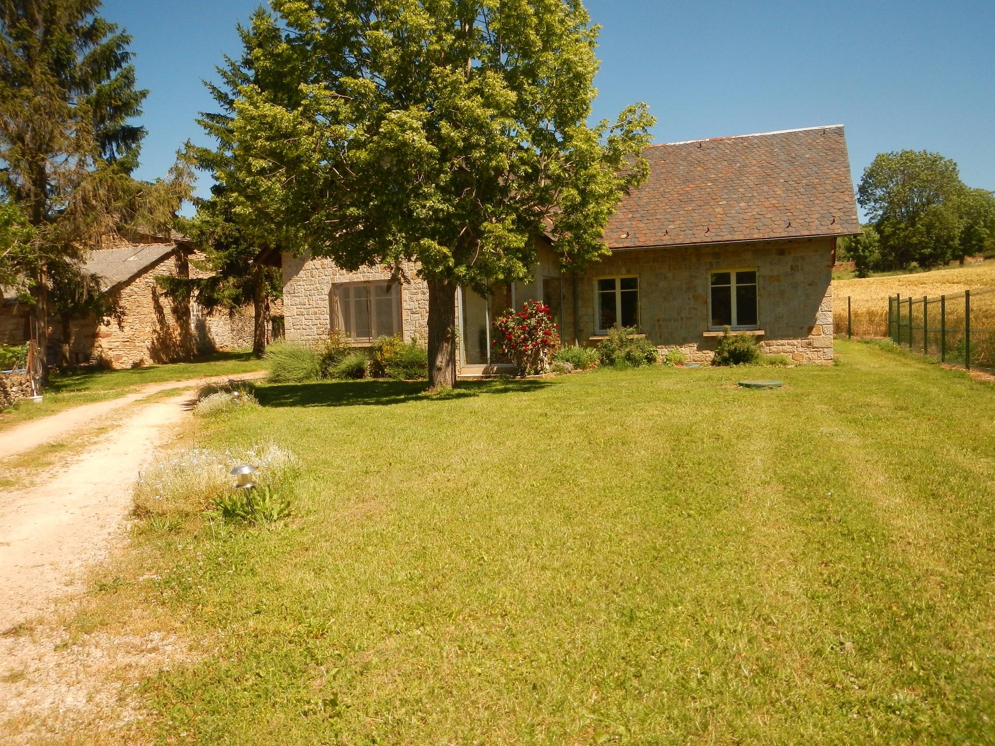 Ferienhaus Haus mit 6 Zimmern in Banassac mit toller Aussicht auf die Berge und eingezäuntem Garten - (2202056), Banassac, Lozère, Languedoc-Roussillon, Frankreich, Bild 1