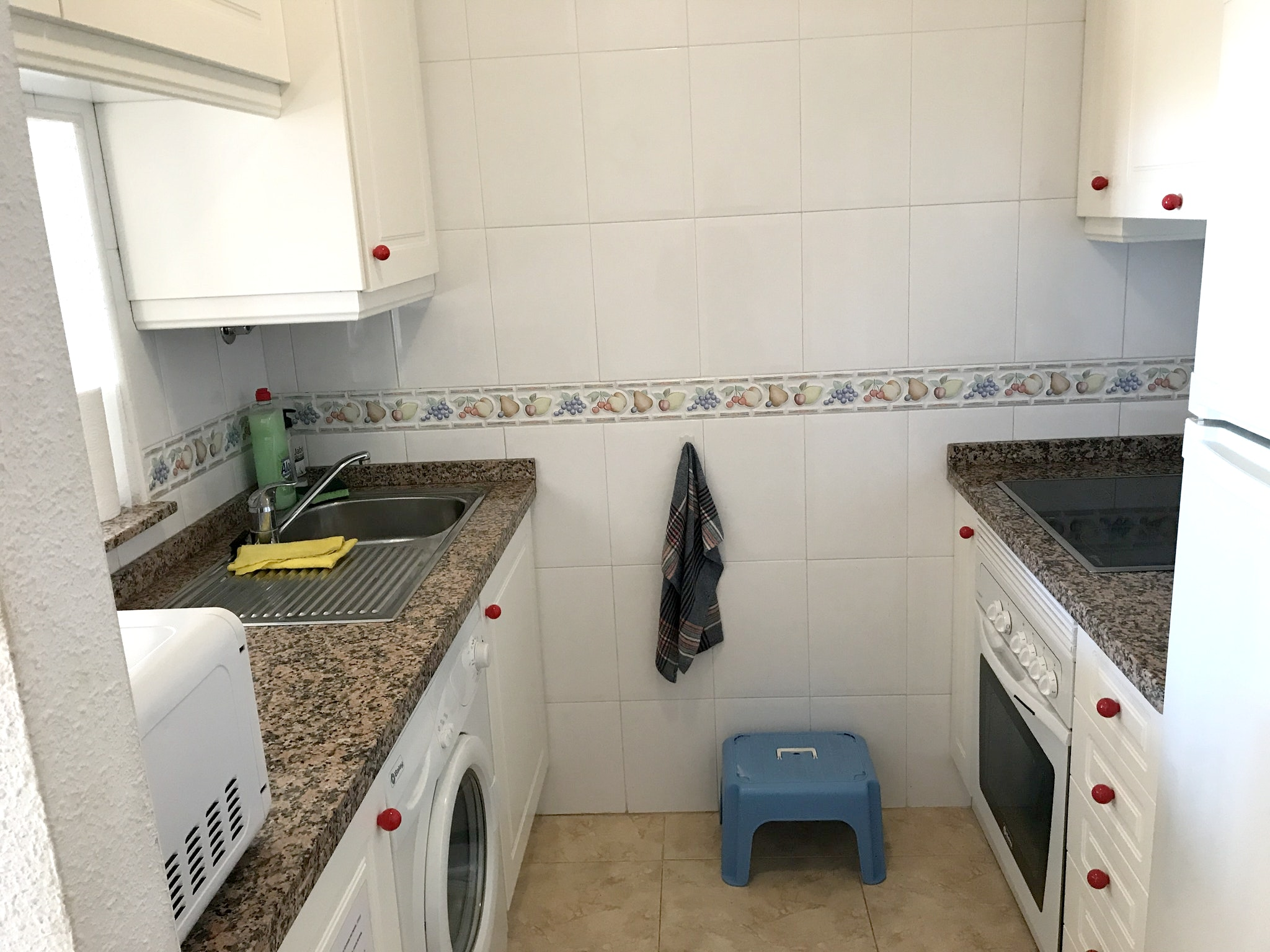 Ferienwohnung Wohnung mit 2 Schlafzimmern in Torrevieja mit Pool und möblierter Terrasse - 400 m vom Str (2342556), Torrevieja, Costa Blanca, Valencia, Spanien, Bild 13