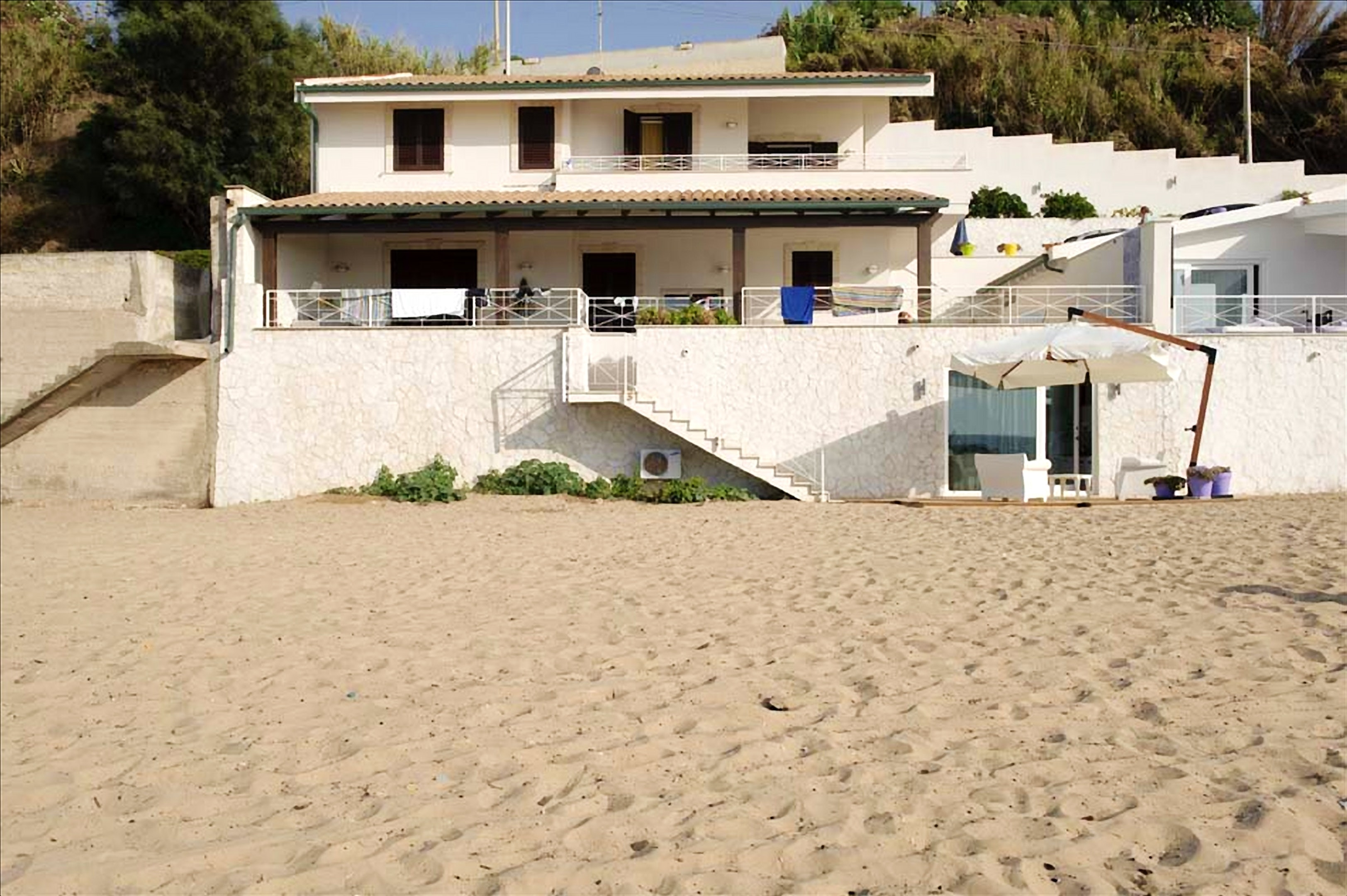 Holiday apartment Wohnung mit 4 Schlafzimmern in Piano di Trappeto mit herrlichem Meerblick, möblierter Terr (2236750), Balestrate, Palermo, Sicily, Italy, picture 24