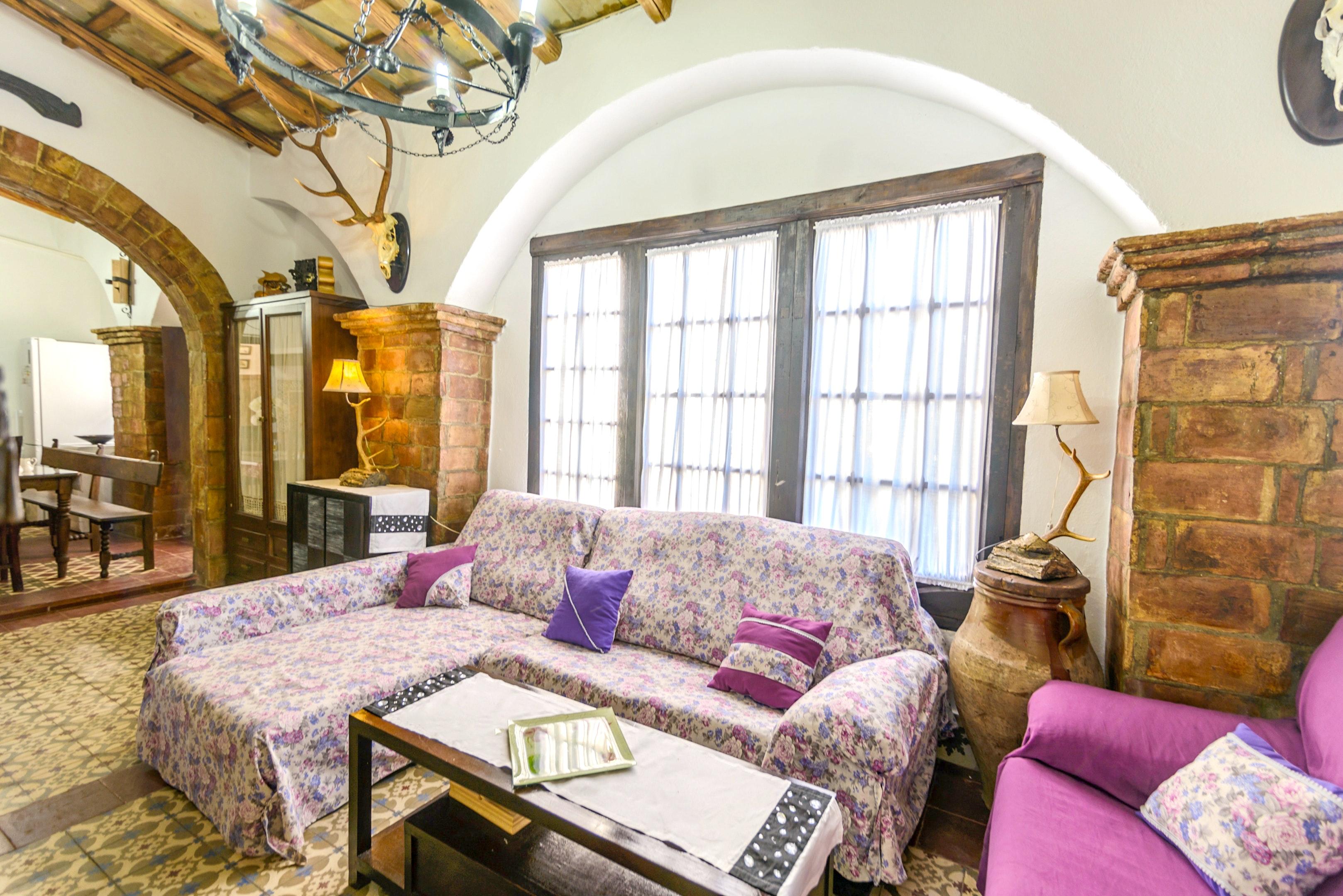 Ferienhaus Villa mit 3 Schlafzimmern in Peñaflor mit privatem Pool, eingezäuntem Garten und W-LAN (2208249), Peñaflor, Sevilla, Andalusien, Spanien, Bild 35