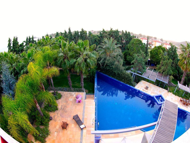 Ferienhaus Villa mit 4 Schlafzimmern in Eretria mit herrlichem Meerblick, privatem Pool, eingezäuntem (2201213), Eretria Evia, , Euböa, Griechenland, Bild 2