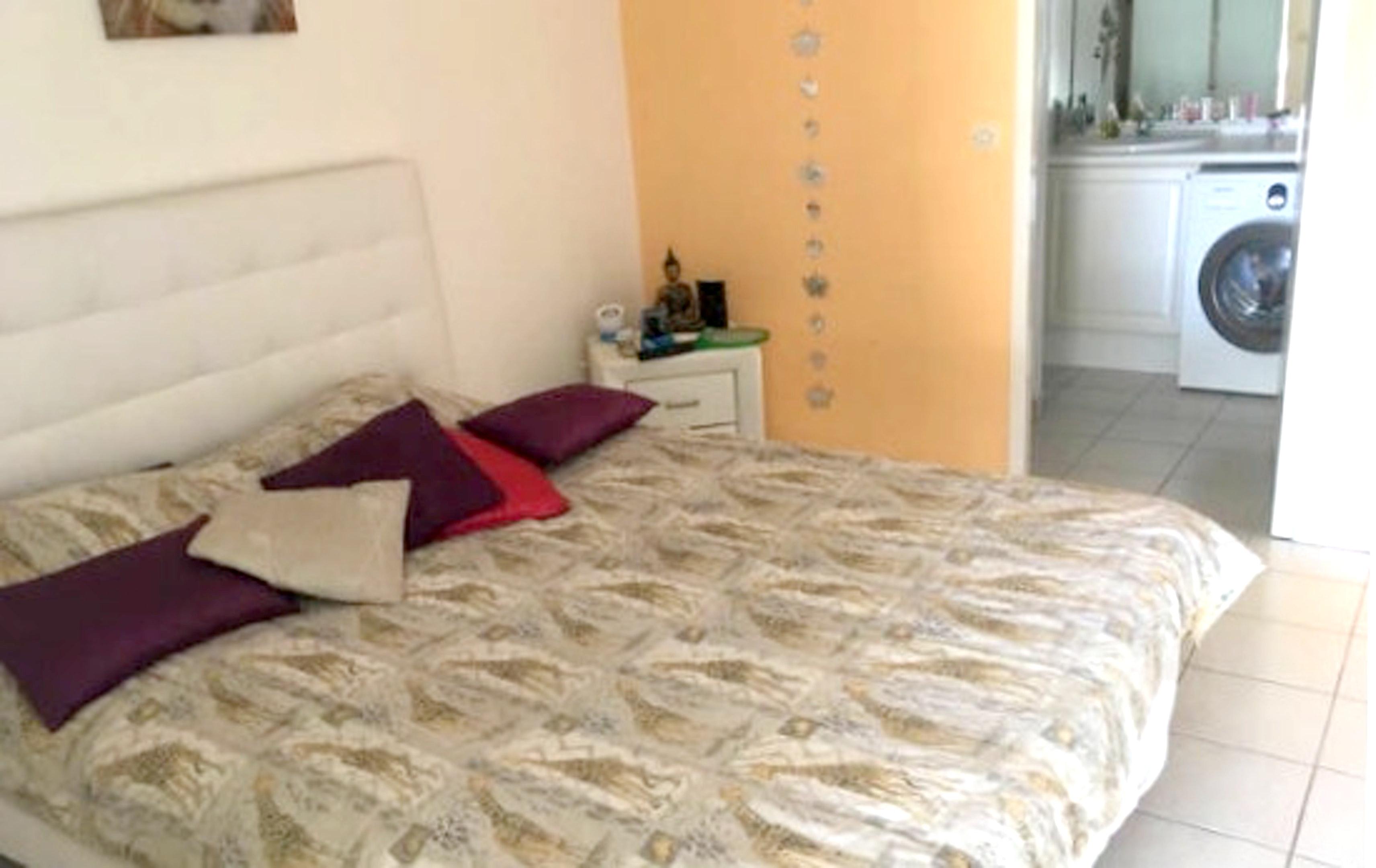 Wohnung mit einem Schlafzimmer in Gourbeyre mit he Ferienwohnung in Guadeloupe