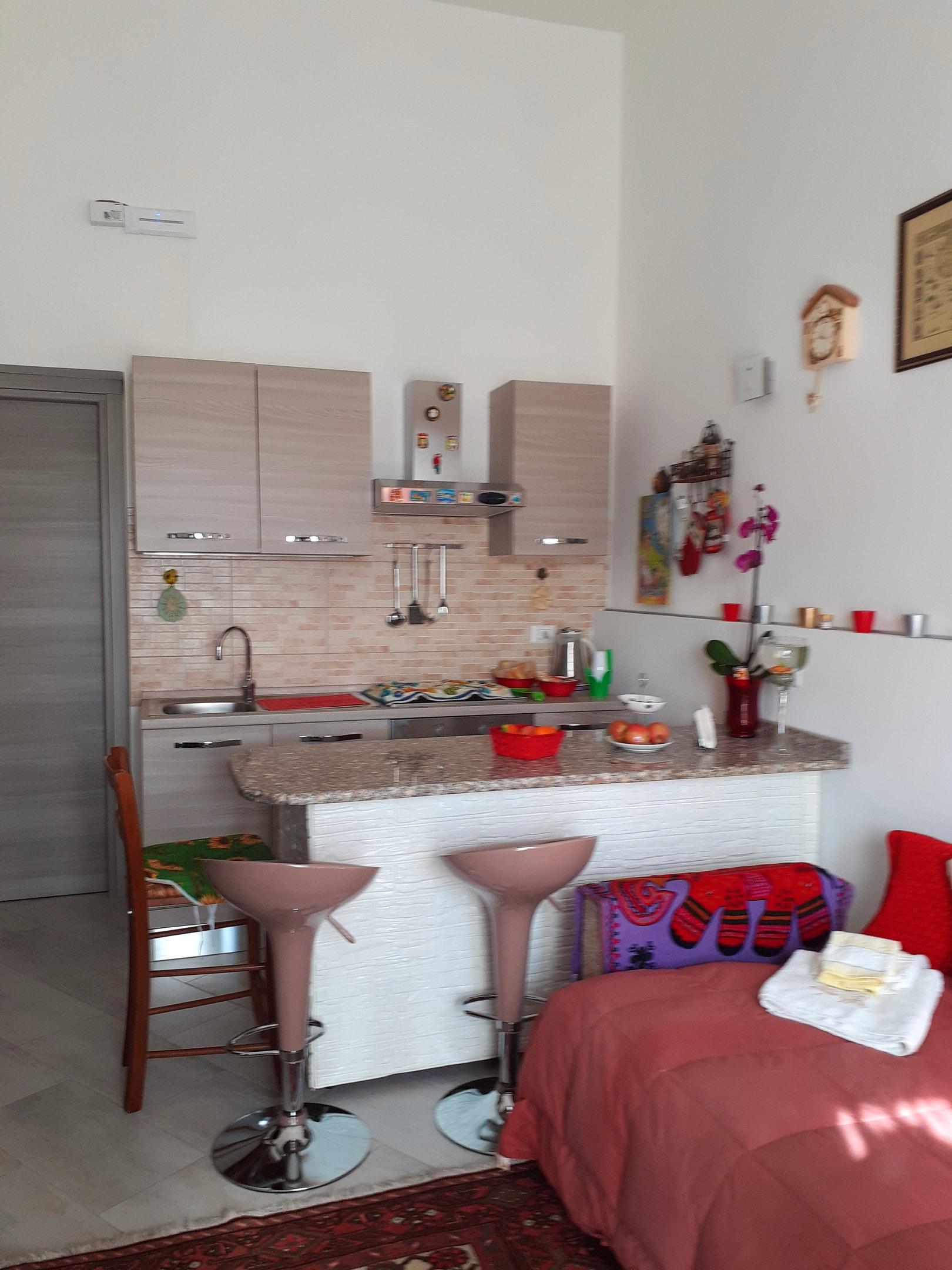 Appartement de vacances Wohnung mit einem Schlafzimmer in Catania mit W-LAN - 5 km vom Strand entfernt (2773143), Catania, Catania, Sicile, Italie, image 47