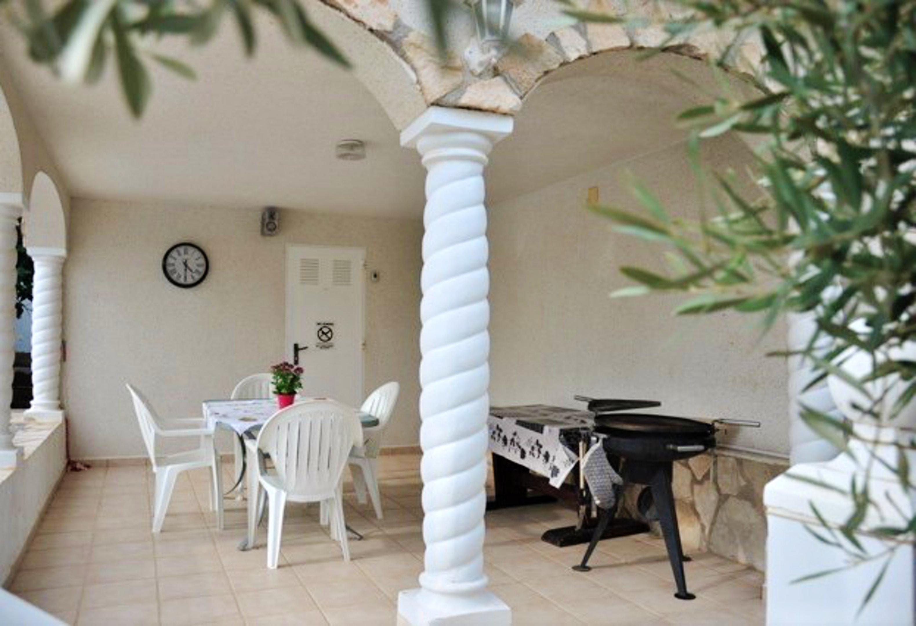 Ferienhaus Villa mit 3 Schlafzimmern in Ampolla mit herrlichem Meerblick, privatem Pool, möbliertem G (2201037), L'Ampolla, Costa Dorada, Katalonien, Spanien, Bild 31