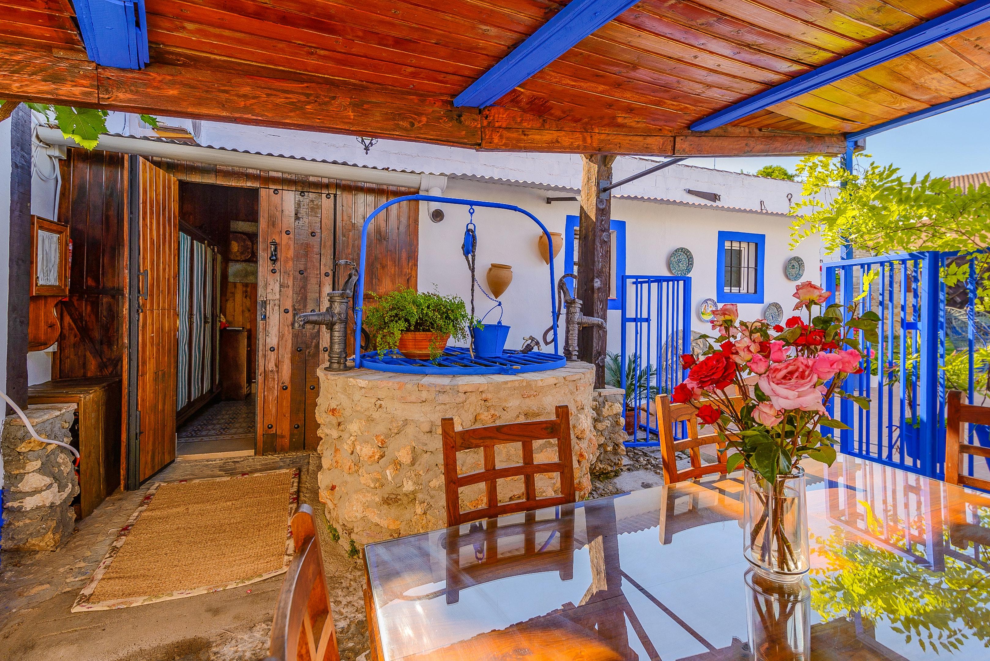 Ferienhaus Villa mit 3 Schlafzimmern in Peñaflor mit privatem Pool, eingezäuntem Garten und W-LAN (2208249), Peñaflor, Sevilla, Andalusien, Spanien, Bild 43