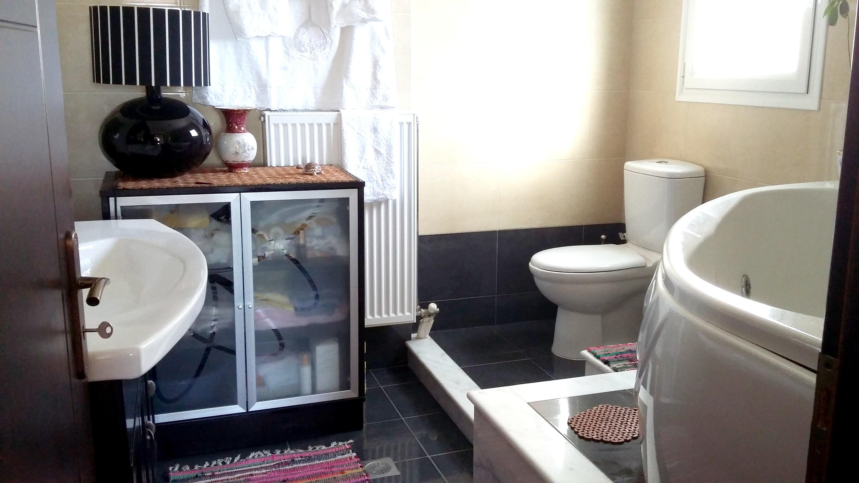 Holiday house Haus mit 3 Schlafzimmern in Anavissos mit herrlichem Meerblick, möbliertem Balkon und W-LA (2333555), Thimari, , Attica, Greece, picture 8