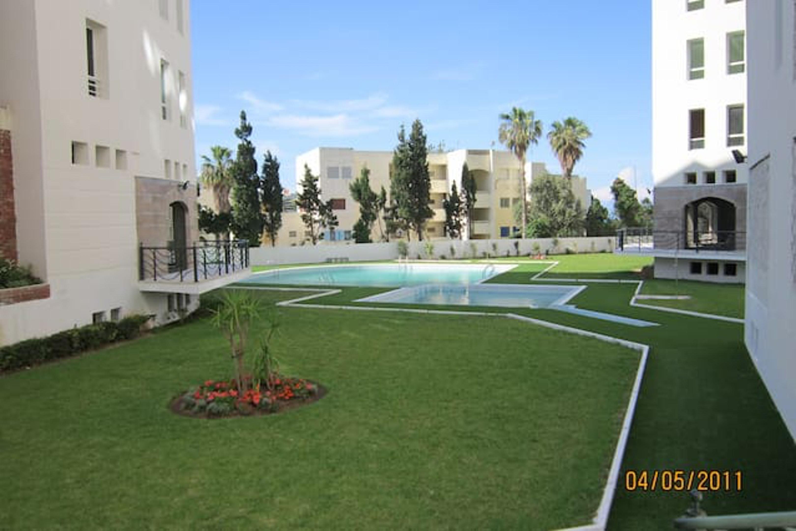 Wohnung mit einem Schlafzimmer in Tanger mit herrl Ferienwohnung in Afrika