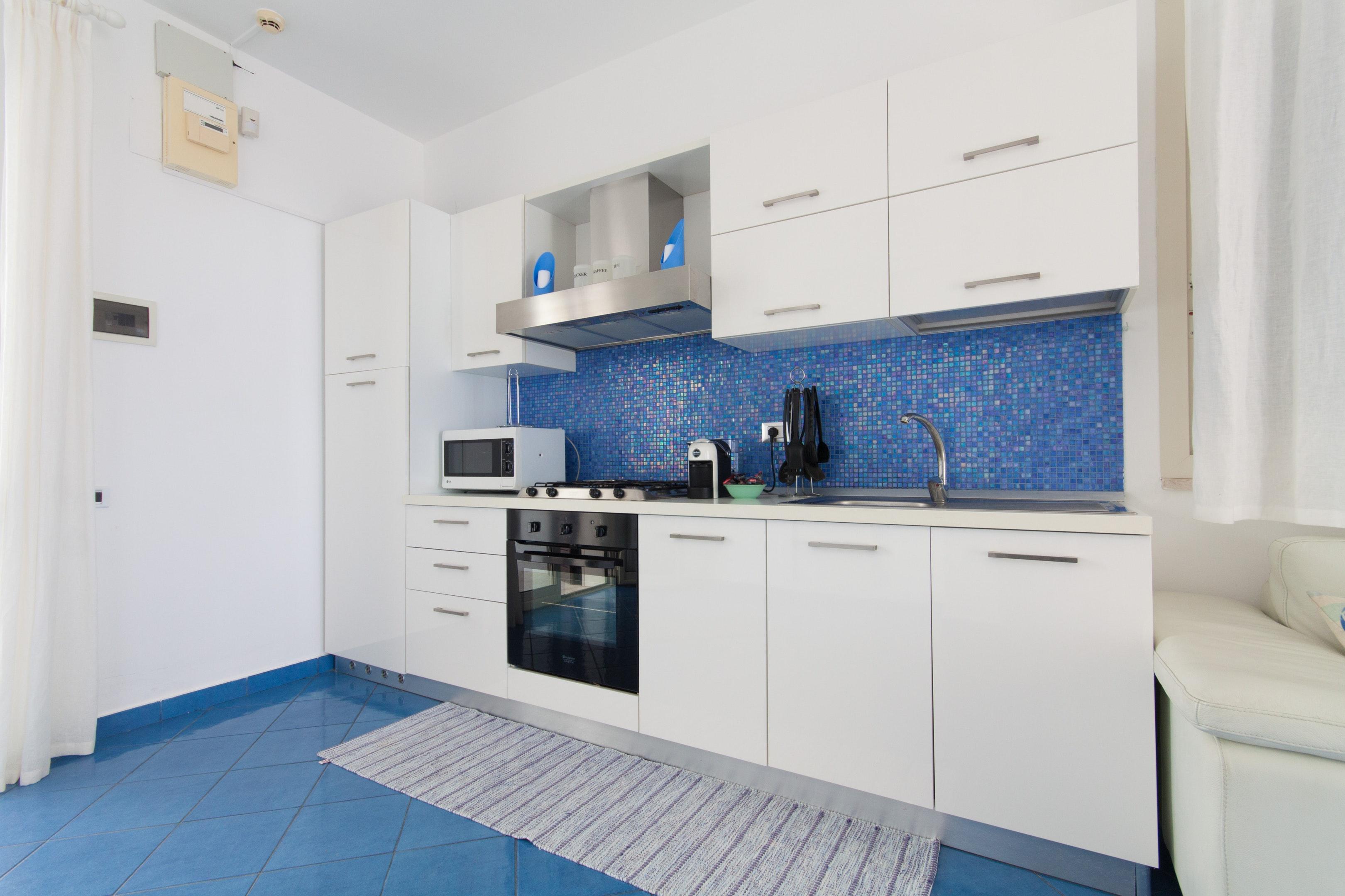 Holiday apartment Wohnung mit 3 Schlafzimmern in Piano di Trappeto mit herrlichem Meerblick, möblierter Terr (2271436), Balestrate, Palermo, Sicily, Italy, picture 10