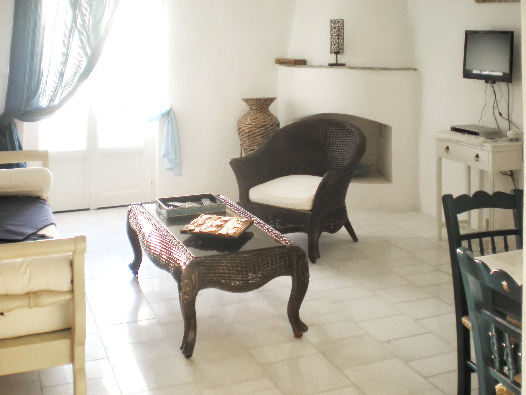 Ferienhaus Villa im Kykladen-Stil auf Paros (Griechenland), mit 2 Schlafzimmern, Gemeinschaftspool &  (2201782), Paros, Paros, Kykladen, Griechenland, Bild 7