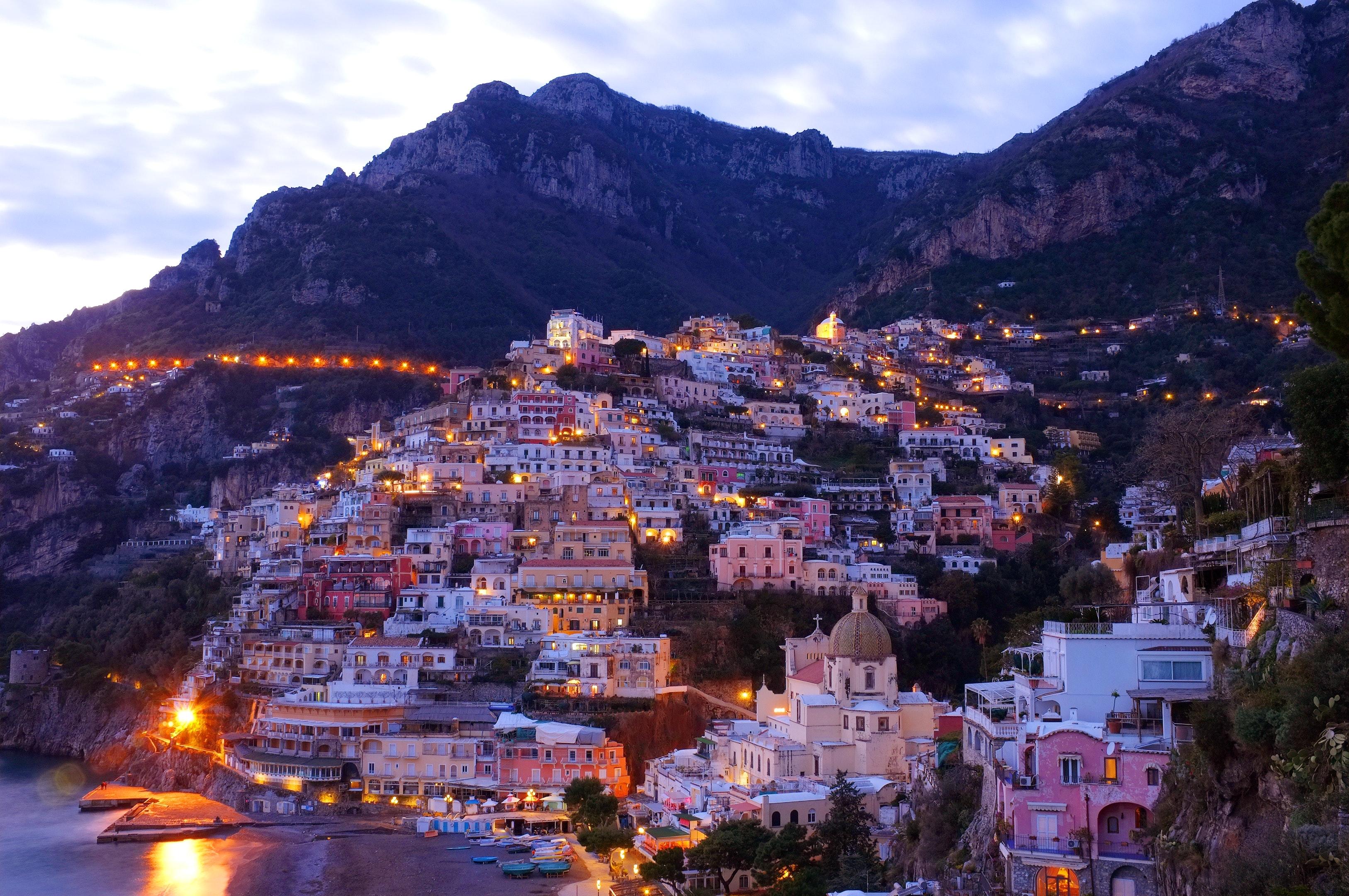 Ferienwohnung Wohnung mit 3 Schlafzimmern in Angri mit schöner Aussicht auf die Stadt und möbliertem Bal (2557376), Angri, Salerno, Kampanien, Italien, Bild 35
