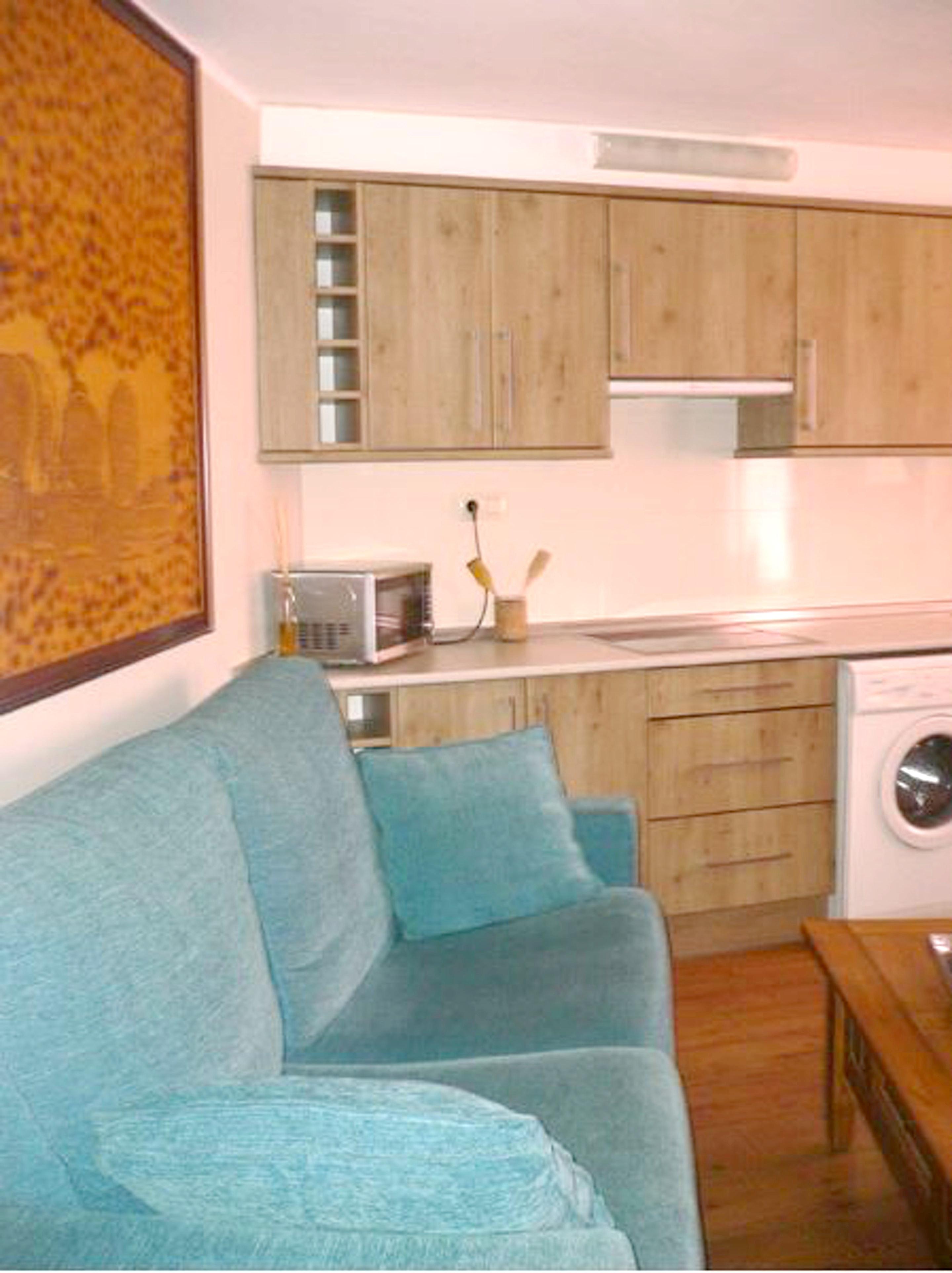 Wohnung mit einem Schlafzimmer in Laspaúles Ferienwohnung  Aragonien