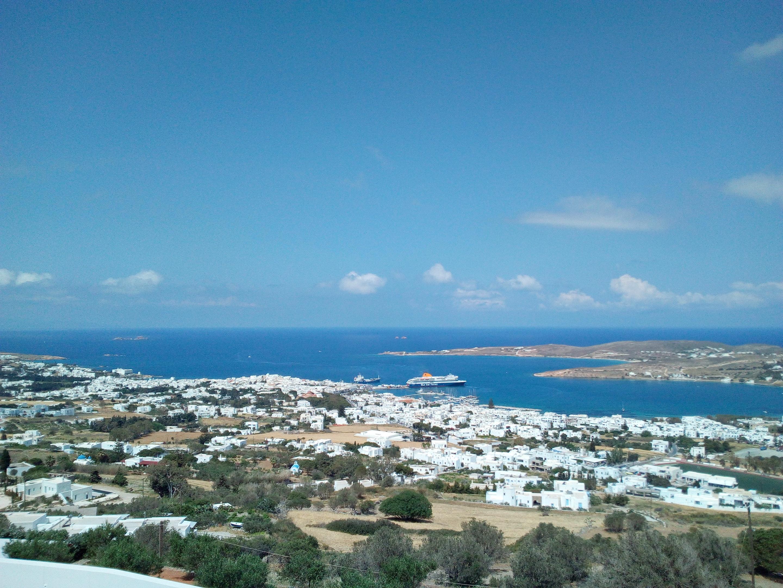Holiday house Villa mit 2 Schlafzimmern in Paros mit herrlichem Meerblick, Pool, Terrasse (2201782), Paros, Paros, Cyclades, Greece, picture 26
