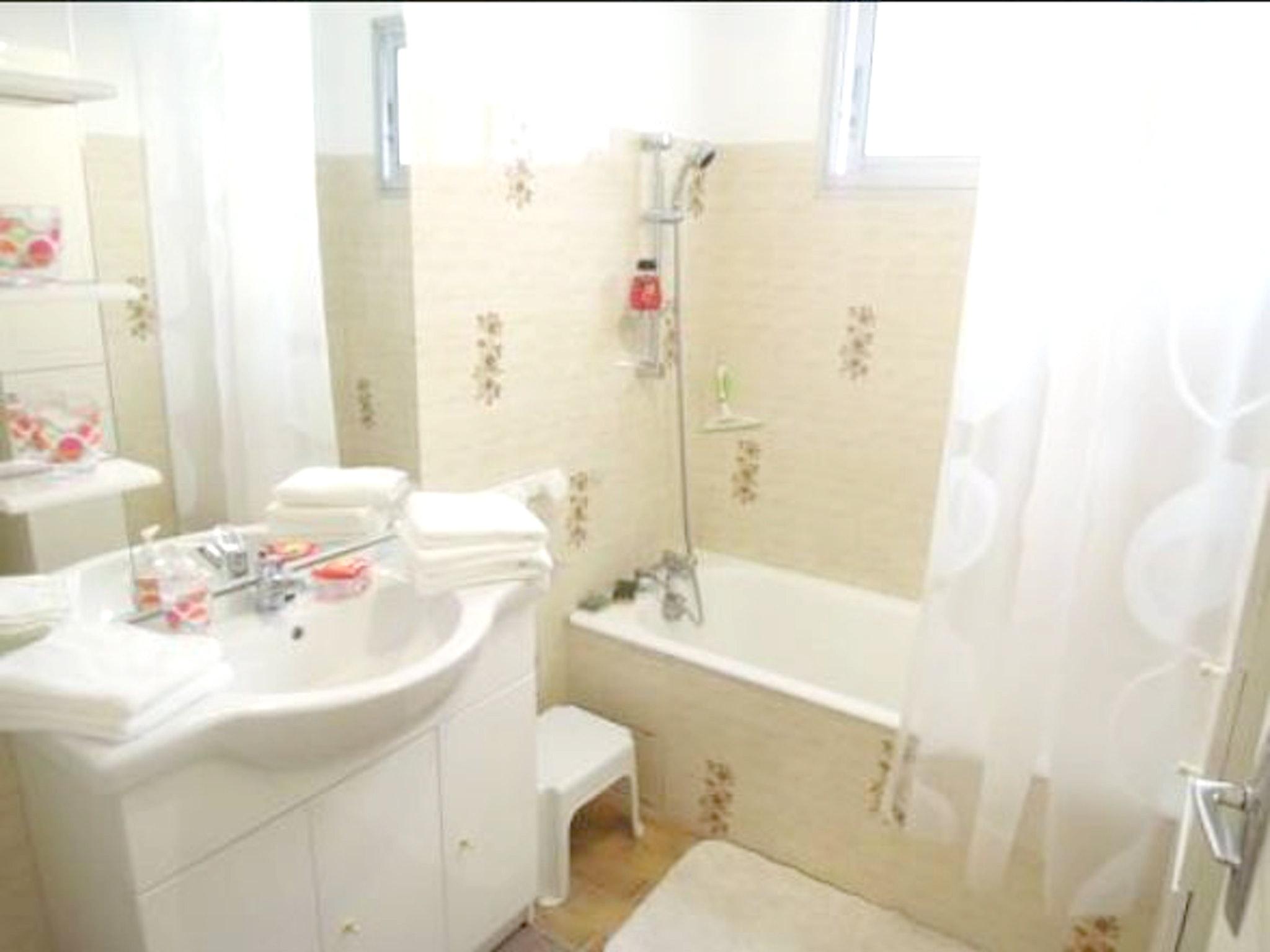 Appartement de vacances Wohnung mit einem Schlafzimmer in Montpellier mit eingezäuntem Garten und W-LAN - 10 km vo (2561865), Montpellier, Côte méditerranéenne Hérault, Languedoc-Roussillon, France, image 11