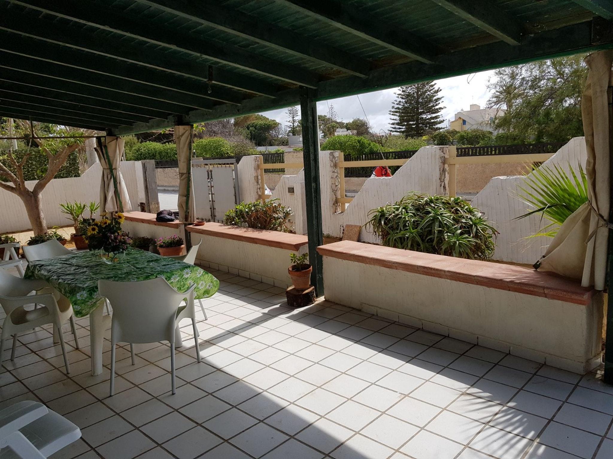 Holiday house Haus mit 3 Schlafzimmern in Mazara del Vallo mit möblierter Terrasse - 10 m vom Strand ent (2425159), Mazara del Vallo, Trapani, Sicily, Italy, picture 7