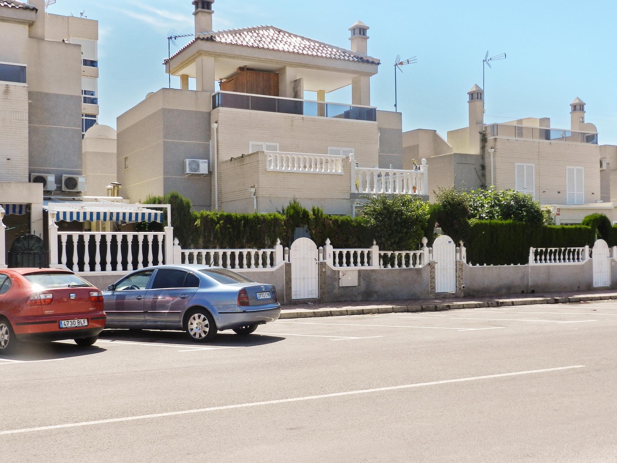 Ferienhaus Helles, modernes Haus in Torrevieja mit Gemeinschaftspool, 5 Minuten vom Strand La Mata en (2201630), Torrevieja, Costa Blanca, Valencia, Spanien, Bild 9