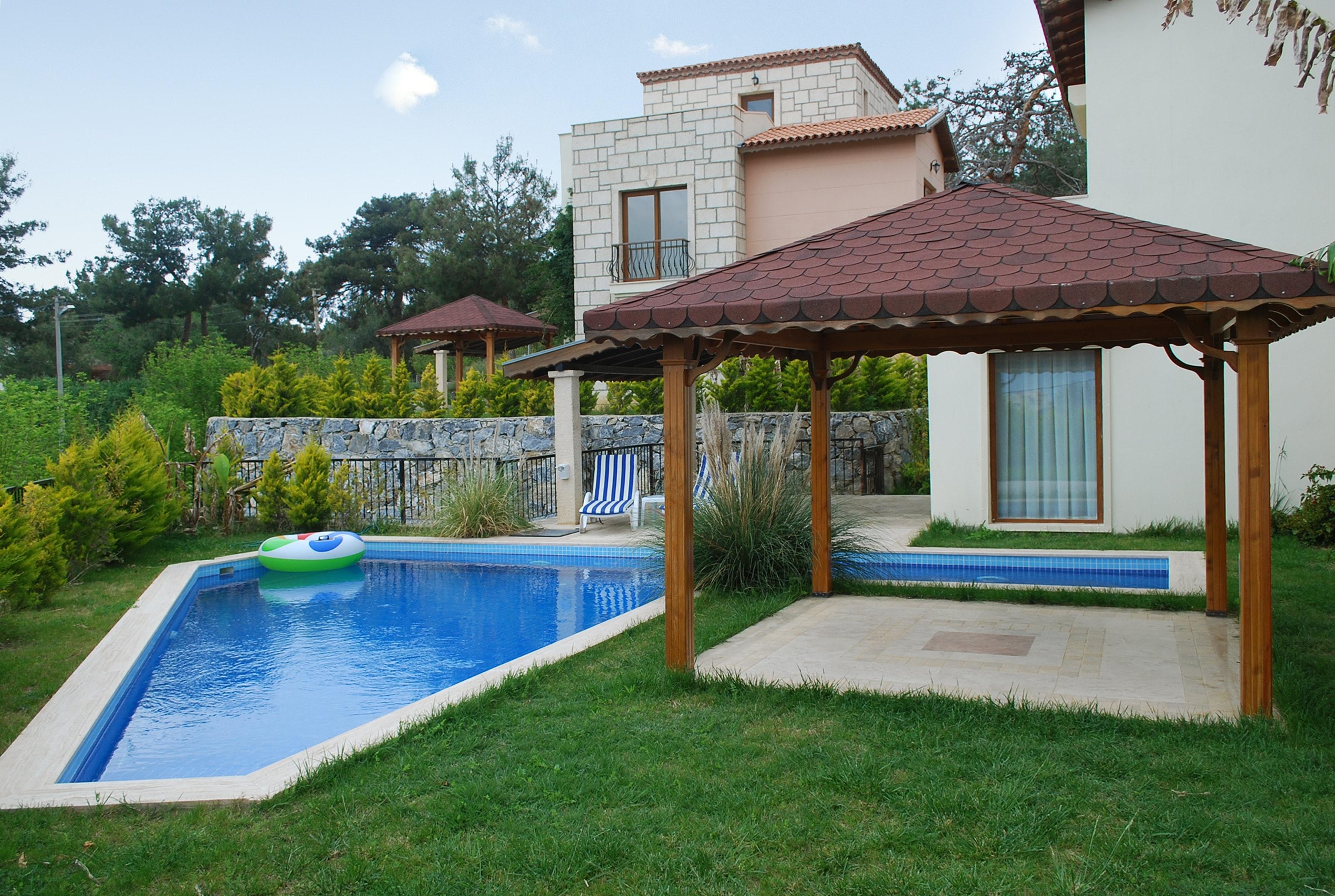 Ferienhaus Haus mit 4 Schlafzimmern in Ku_adas1 mit privatem Pool und eingezäuntem Garten - 2 km vo (2236746), Kuşadası, , Ägäisregion, Türkei, Bild 2