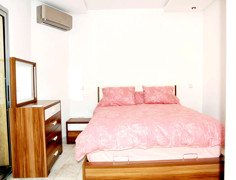 Wohnung mit 2 Schlafzimmern in Casablanca mit sch& Ferienwohnung in Afrika