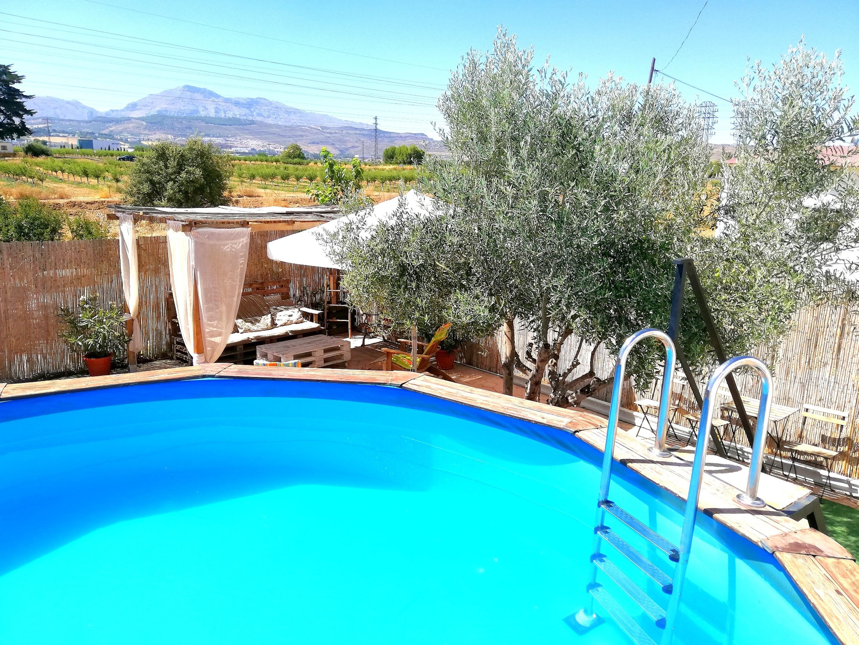 Ferienhaus Villa mit 5 Schlafzimmern in Antequera mit privatem Pool, eingezäuntem Garten und W-LAN (2420315), Antequera, Malaga, Andalusien, Spanien, Bild 23