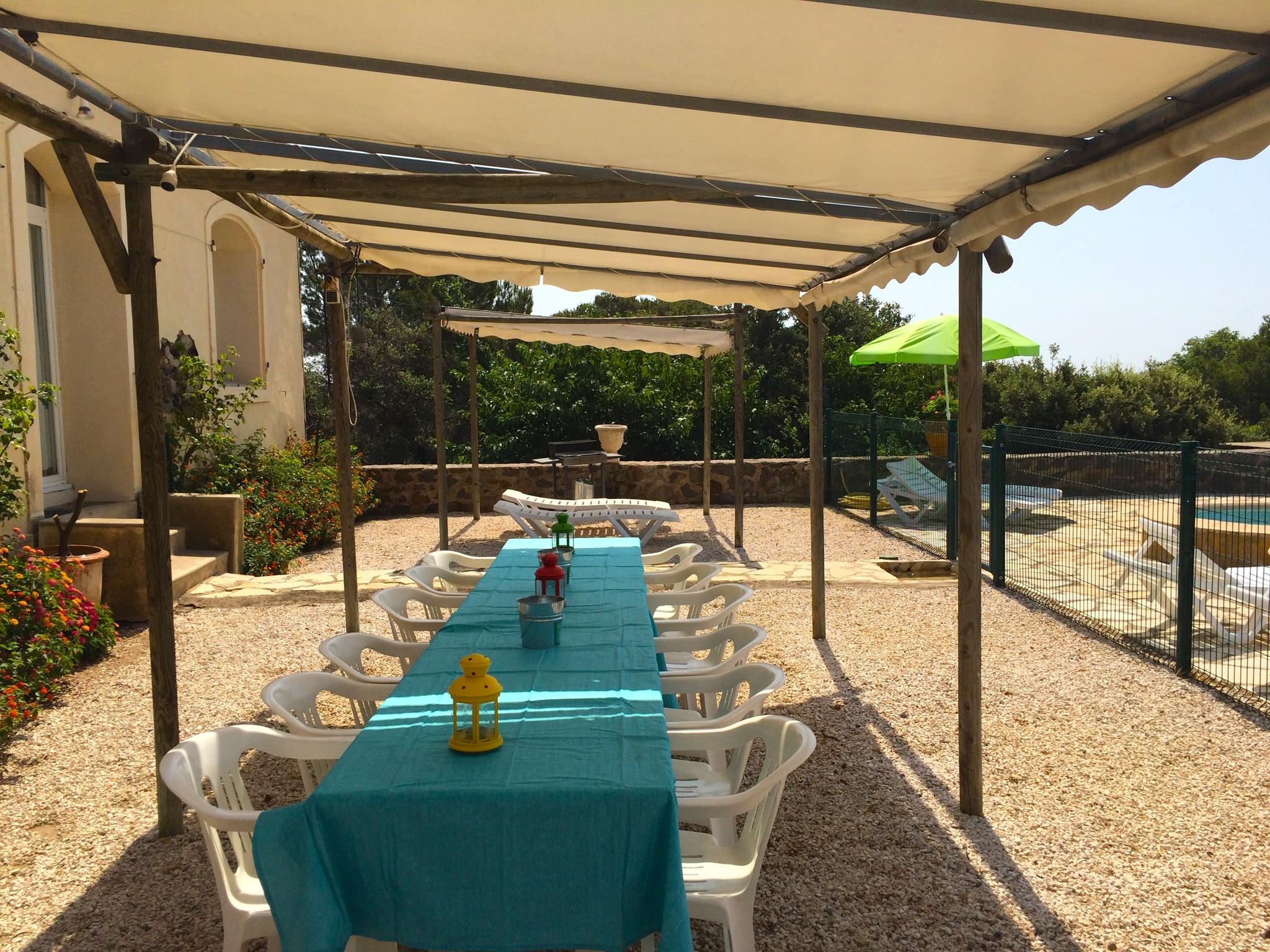 Ferienhaus Charaktervolles Haus in Hérault mit Pool und Garten (2201003), Portiragnes, Mittelmeerküste Hérault, Languedoc-Roussillon, Frankreich, Bild 25