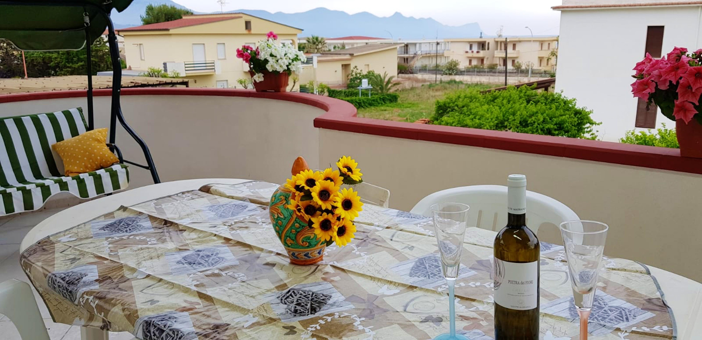 Ferienwohnung Wohnung mit 3 Schlafzimmern in Alcamo mit herrlichem Meerblick, eingezäuntem Garten und W- (2623785), Alcamo, Trapani, Sizilien, Italien, Bild 1