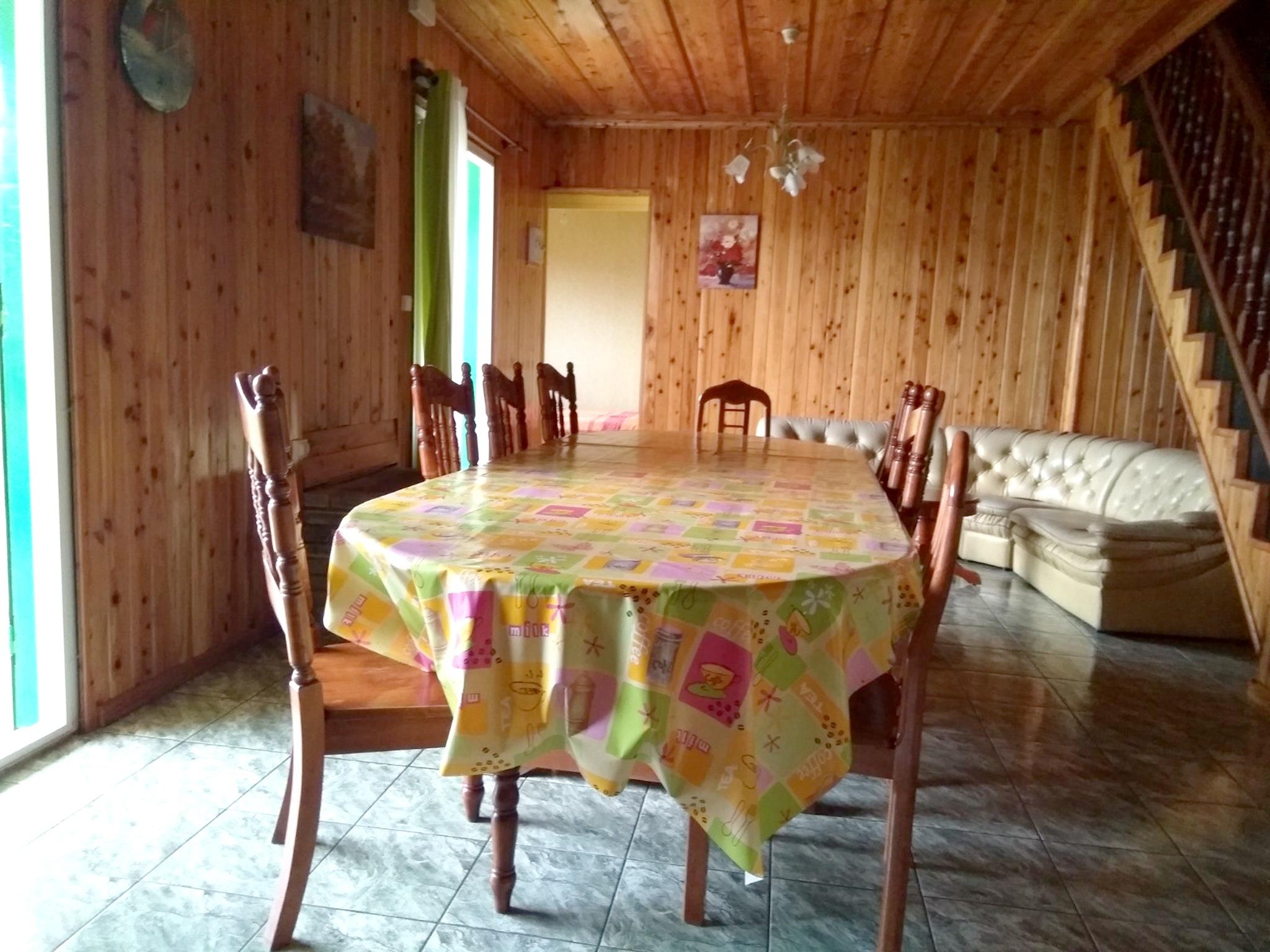 Haus mit 4 Schlafzimmern in Cilaos mit toller Auss Ferienhaus in Afrika