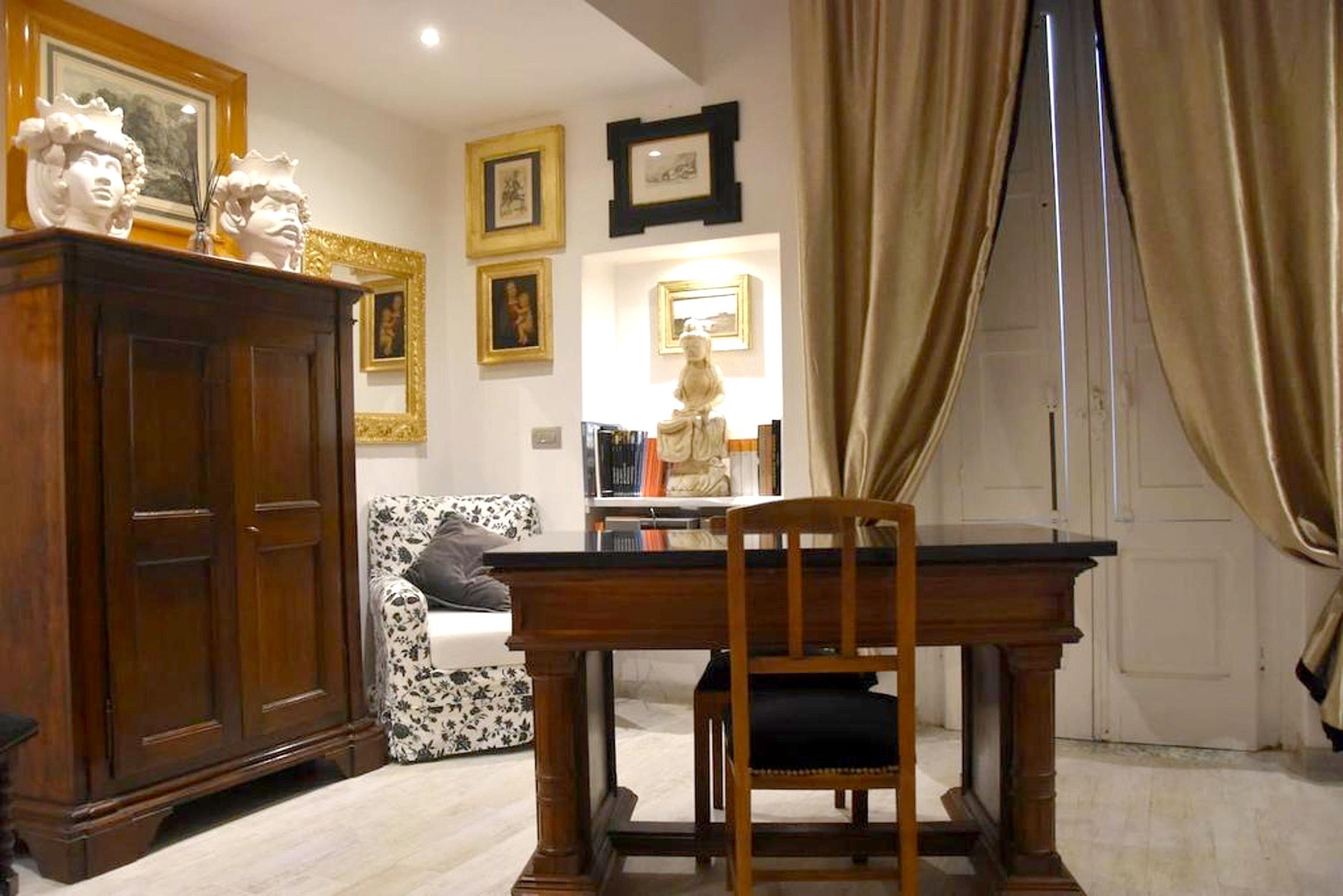 Ferienwohnung Studio in Pisticci mit möbliertem Balkon und W-LAN - 15 km vom Strand entfernt (2613759), Pisticci, Matera, Basilikata, Italien, Bild 1