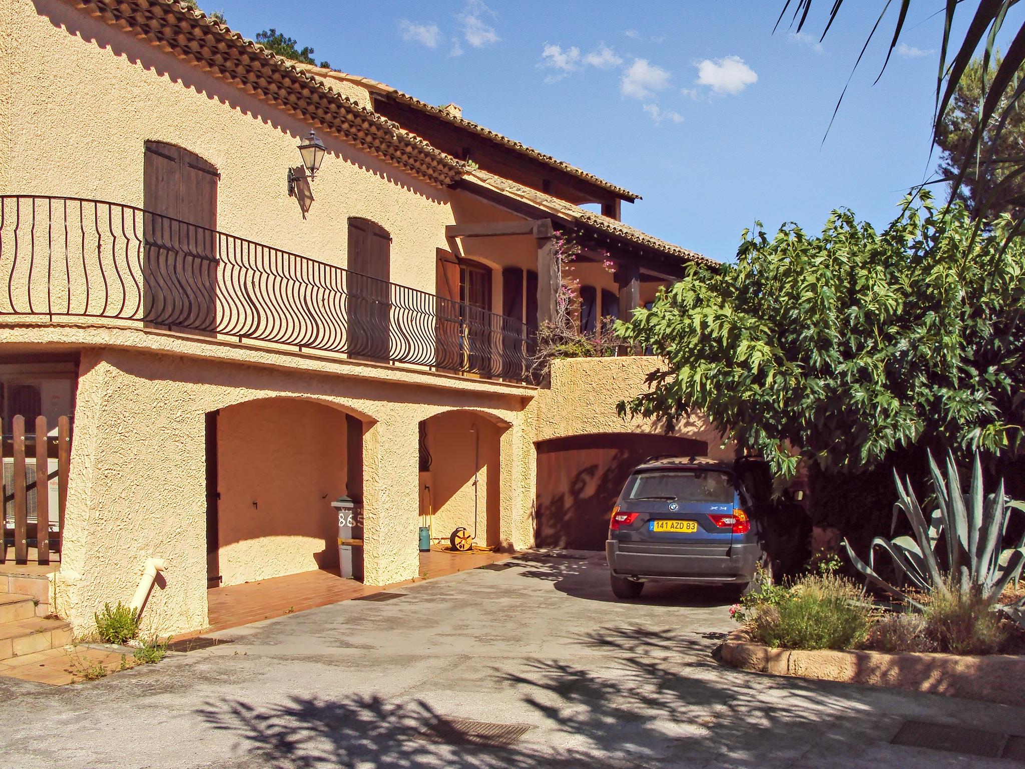 Holiday apartment Wohnung an der Côte d'Azur mit Terrasse, 900 m vom Strand und dem Zentrum entfernt (2202310), Cavalaire sur Mer, Côte d'Azur, Provence - Alps - Côte d'Azur, France, picture 8