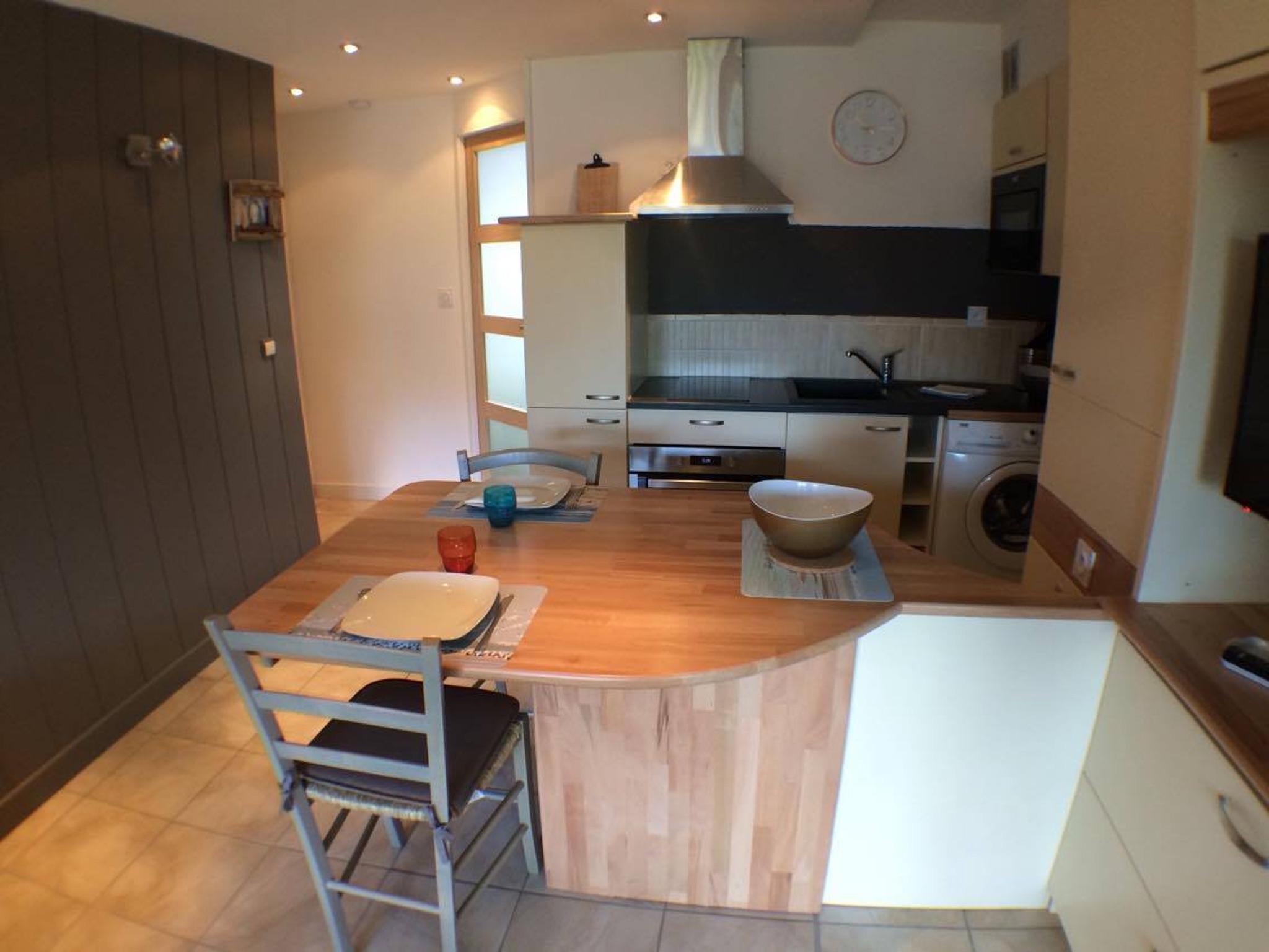 Ferienwohnung Wohnung mit einem Zimmer in Carnac mit möblierter Terrasse (2202608), Carnac, Atlantikküste Morbihan, Bretagne, Frankreich, Bild 8
