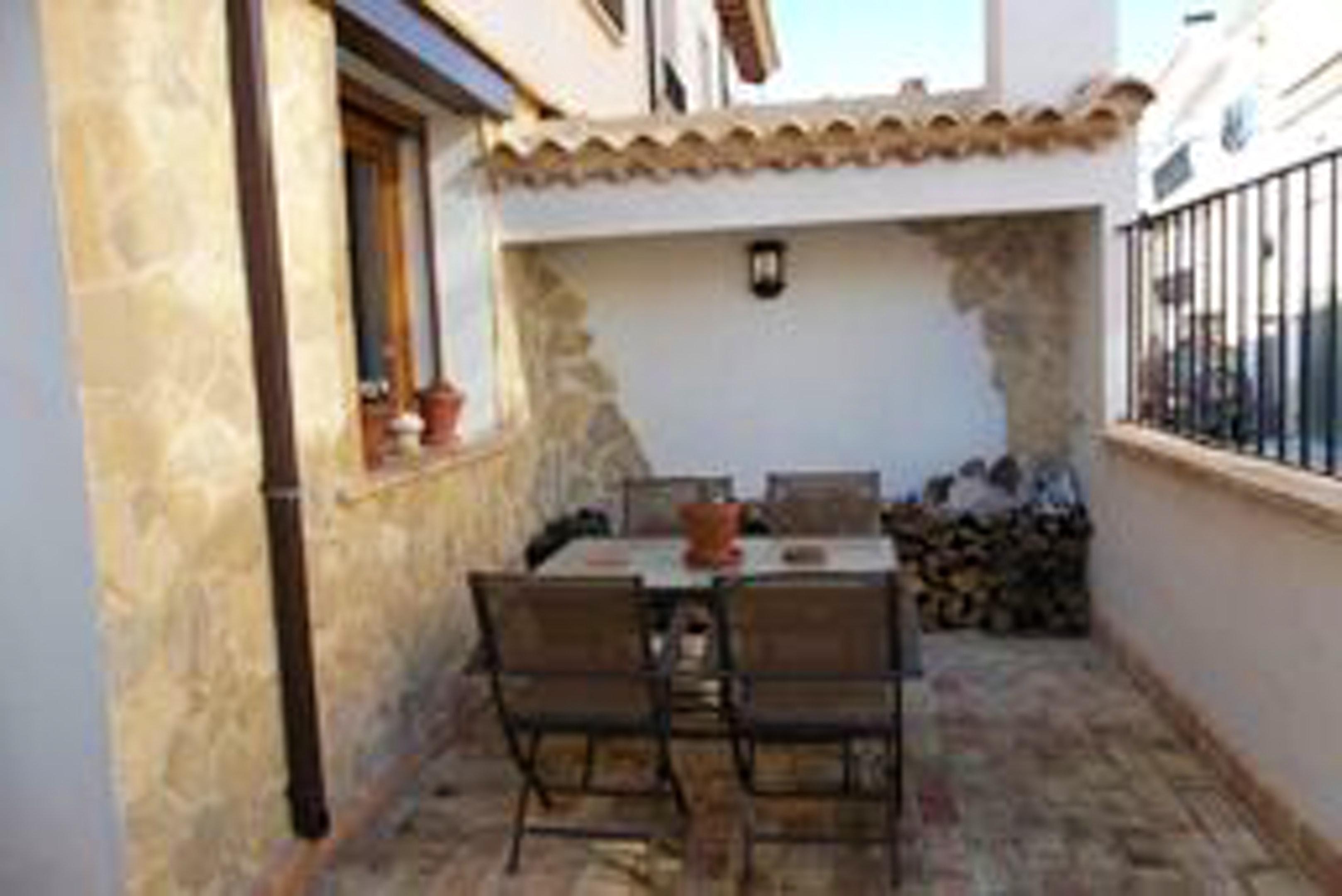 Ferienhaus Haus mit 3 Schlafzimmern in Talayuelas mit toller Aussicht auf die Berge, möblierter Terra (2202603), Talayuelas, Cuenca, Kastilien-La Mancha, Spanien, Bild 24