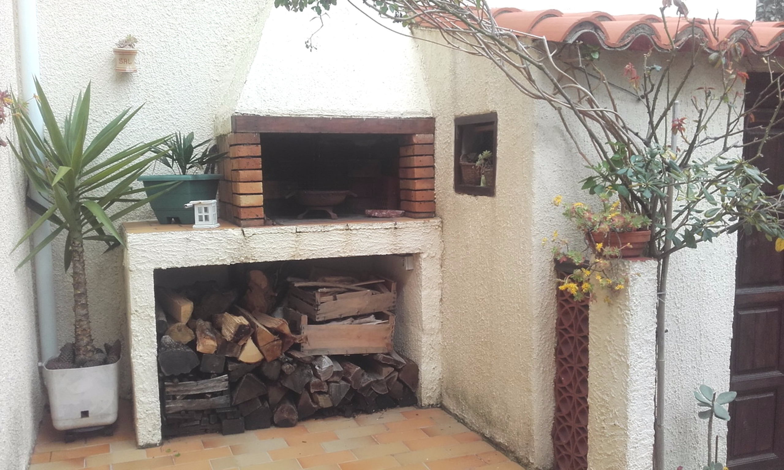 Ferienhaus Haus mit 2 Zimmern in Sainte-Marie mit eingezäuntem Garten - 150 m vom Strand entfernt (2202719), Sainte Marie la Mer, Mittelmeerküste Pyrénées-Orientales, Languedoc-Roussillon, Frankreich, Bild 22