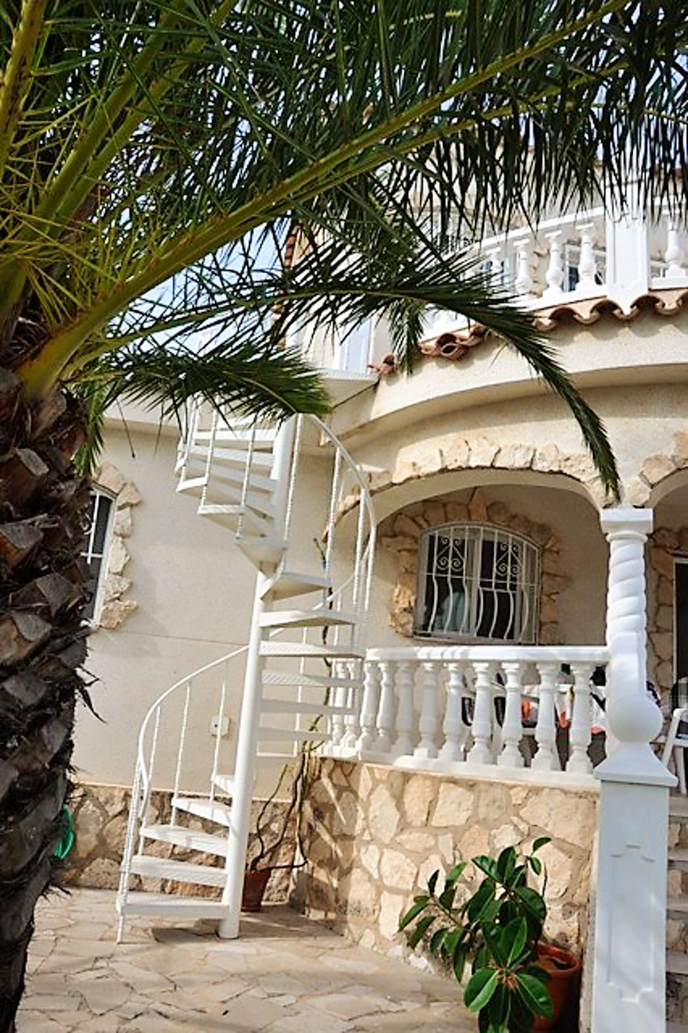 Ferienhaus Villa mit 3 Schlafzimmern in Ampolla mit herrlichem Meerblick, privatem Pool, möbliertem G (2201037), L'Ampolla, Costa Dorada, Katalonien, Spanien, Bild 32
