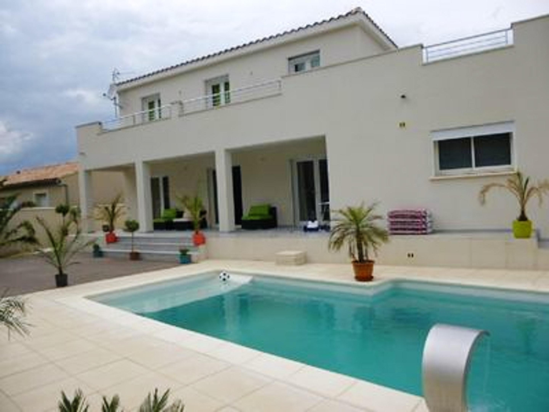 Holiday house Villa mit 5 Schlafzimmern in Avignon mit privatem Pool, eingezäuntem Garten und W-LAN (2519542), Avignon, Vaucluse, Provence - Alps - Côte d'Azur, France, picture 6