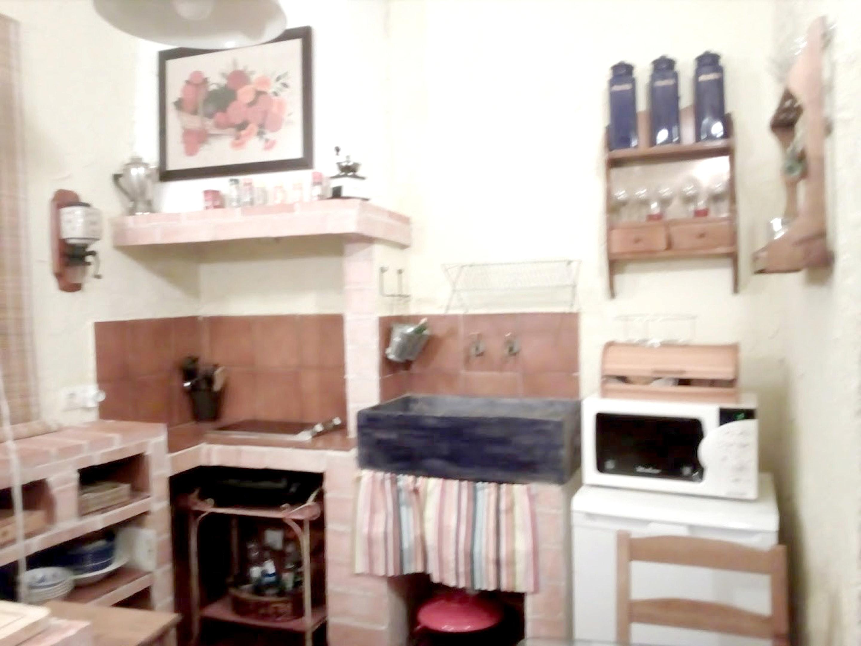 Ferienhaus Haus mit 2 Schlafzimmern in Bernuy mit möbliertem Garten (2202172), Bernuy, Toledo, Kastilien-La Mancha, Spanien, Bild 14