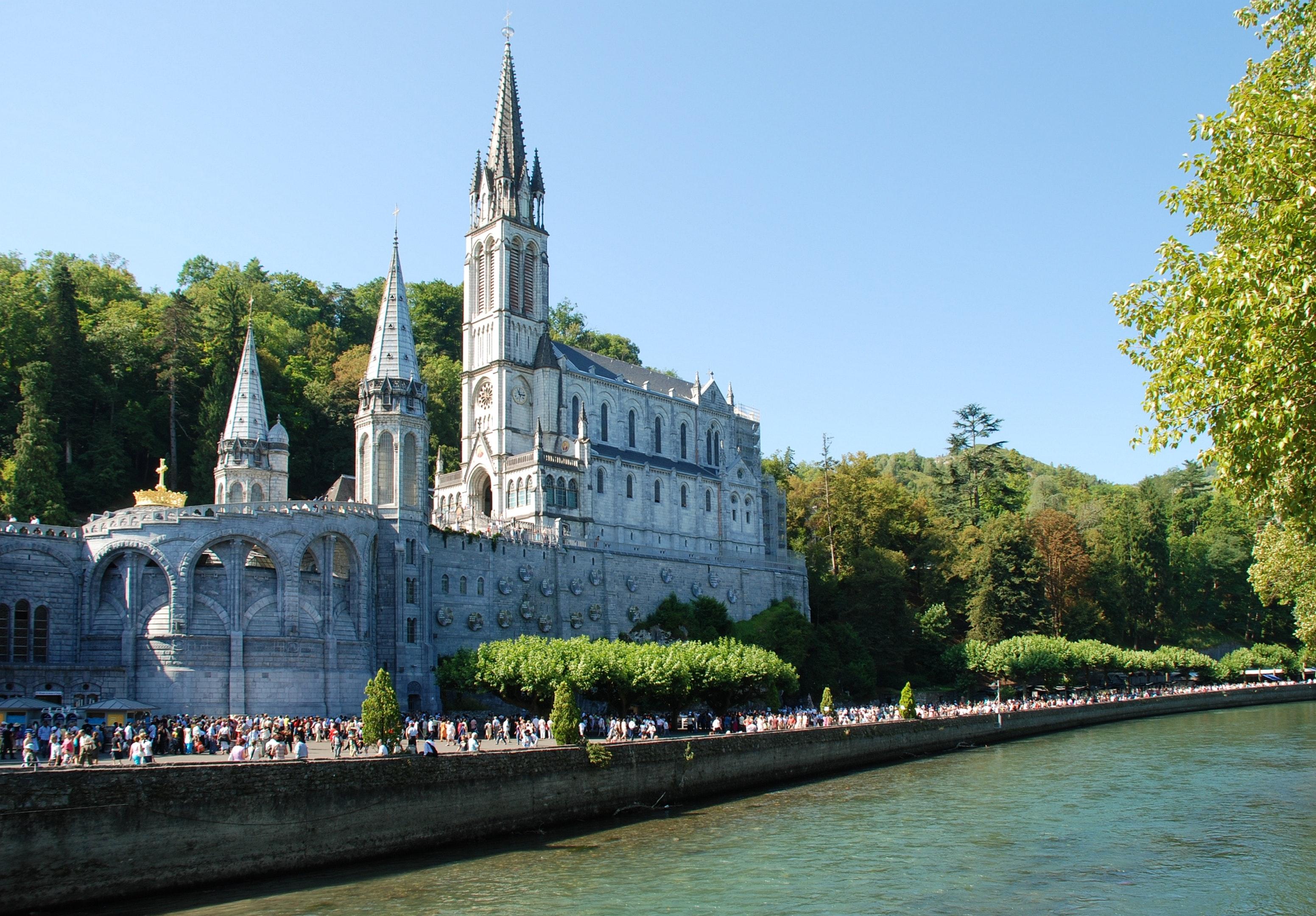 Ferienhaus Haus mit 2 Schlafzimmern in Lourdes mit toller Aussicht auf die Berge, möblierter Terrasse (2396219), Lourdes, Hautes-Pyrénées, Midi-Pyrénées, Frankreich, Bild 18