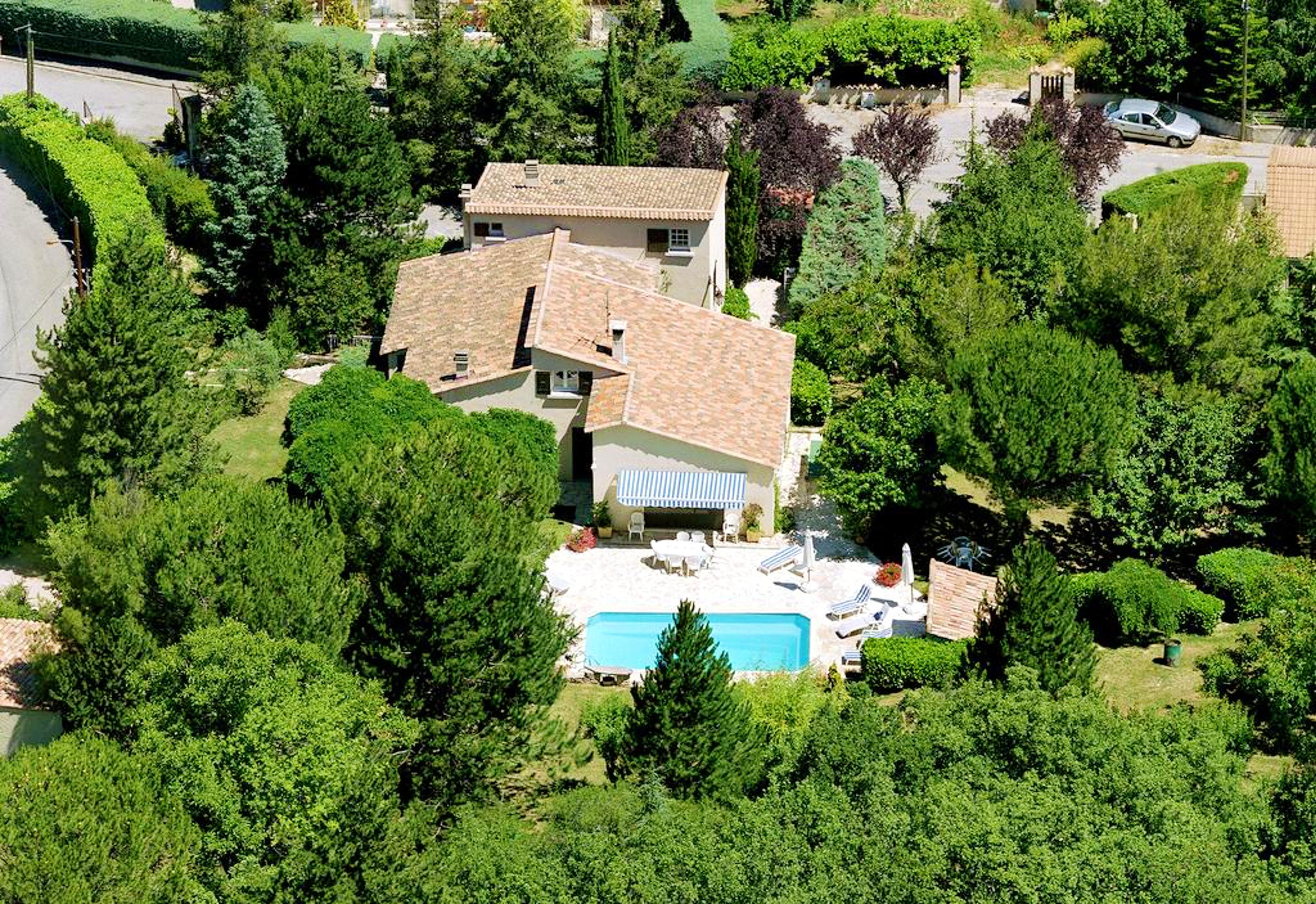 Holiday house Villa mit 3 Schlafzimmern in Céreste mit privatem Pool, eingezäuntem Garten und W-LAN - 50 (2519182), Céreste, Vaucluse, Provence - Alps - Côte d'Azur, France, picture 6