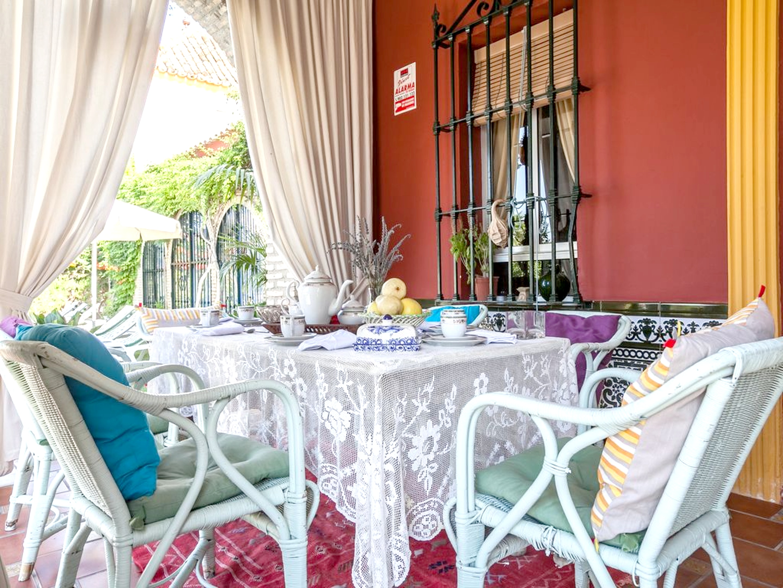 Ferienhaus Villa mit 4 Schlafzimmern in Los Palacios y Villafranca mit privatem Pool, eingezäuntem Ga (2422948), Los Palacios y Villafranca, Sevilla, Andalusien, Spanien, Bild 10