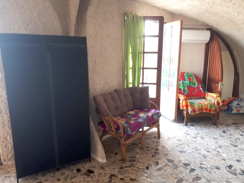Haus mit 2 Schlafzimmern in Sainte-Anne mit herrli Ferienhaus in Guadeloupe