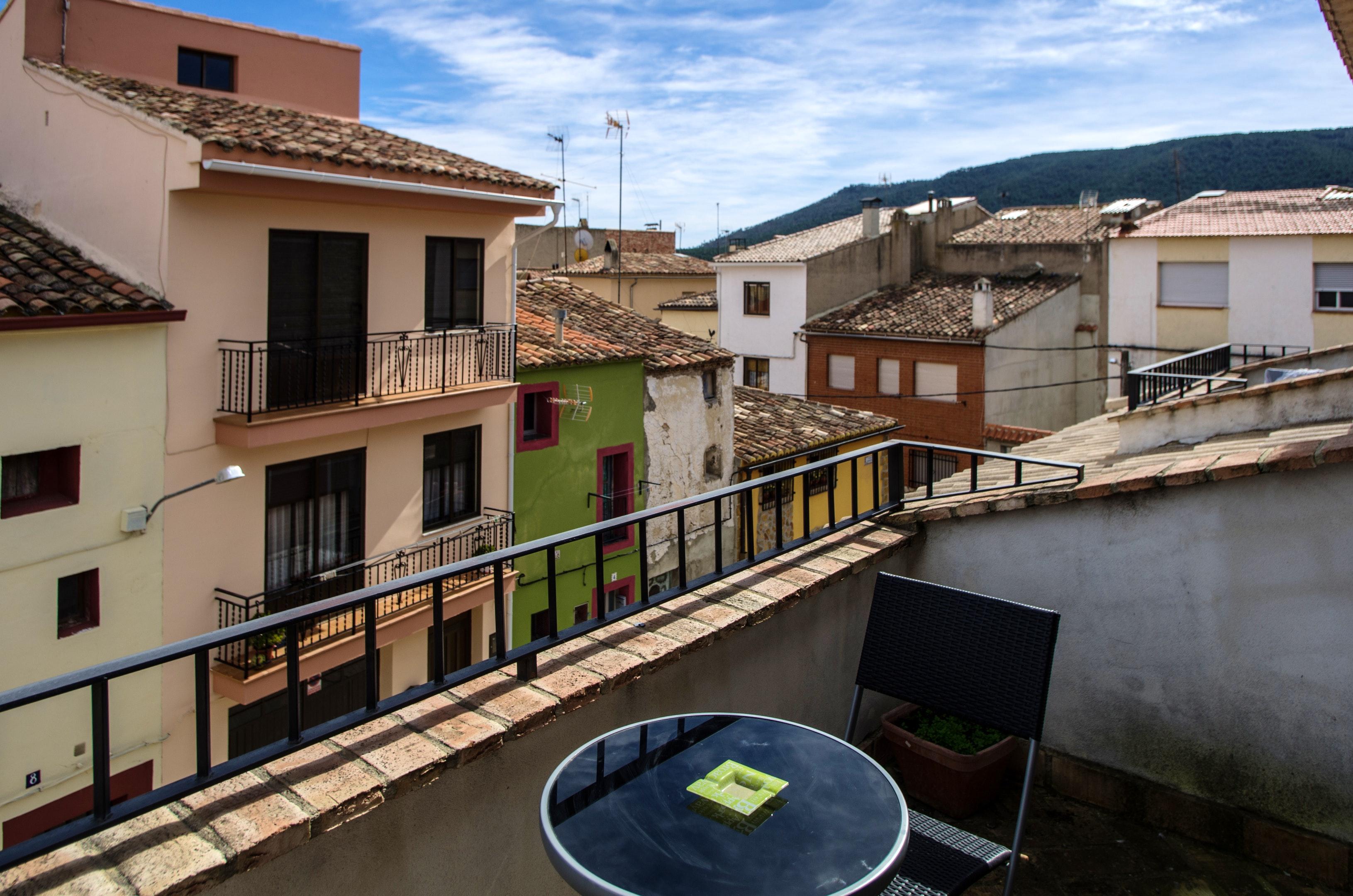 Ferienhaus Haus mit 3 Schlafzimmern in Talayuelas mit toller Aussicht auf die Berge, möblierter Terra (2202603), Talayuelas, Cuenca, Kastilien-La Mancha, Spanien, Bild 11
