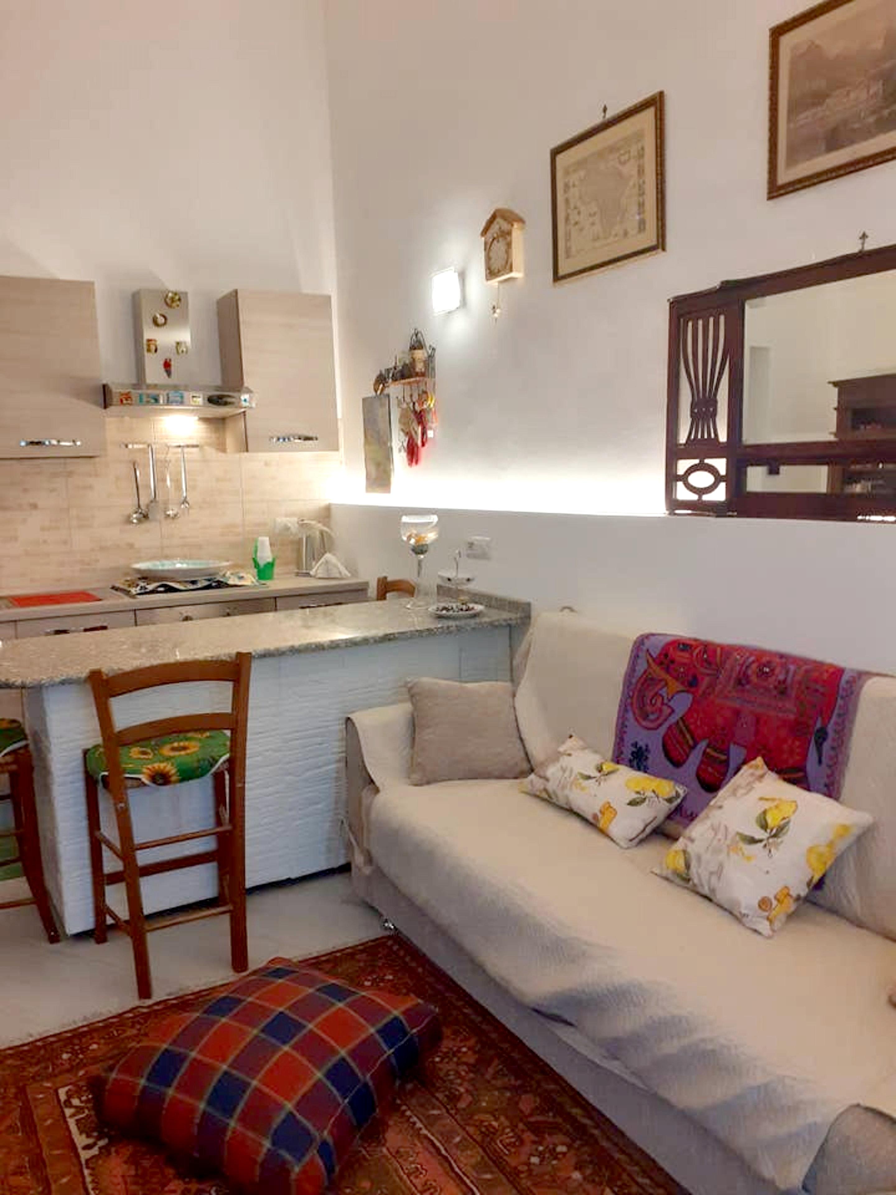 Appartement de vacances Wohnung mit einem Schlafzimmer in Catania mit W-LAN - 5 km vom Strand entfernt (2773143), Catania, Catania, Sicile, Italie, image 10
