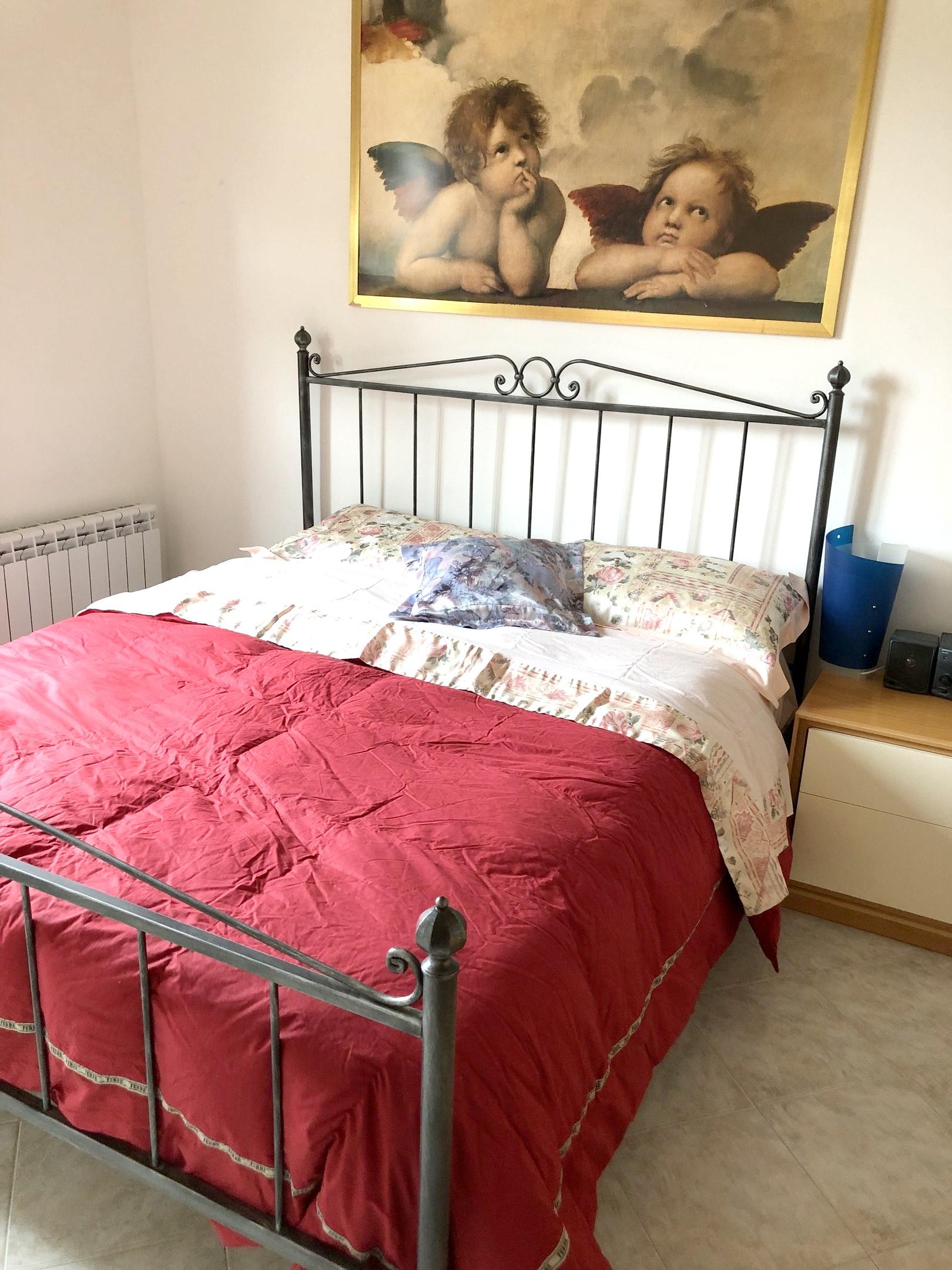 Ferienhaus Haus mit 3 Schlafzimmern in Montenero di bisaccia mit herrlichem Meerblick und eingezäunte (2524275), Montenero di Bisaccia, Campobasso, Molise, Italien, Bild 19