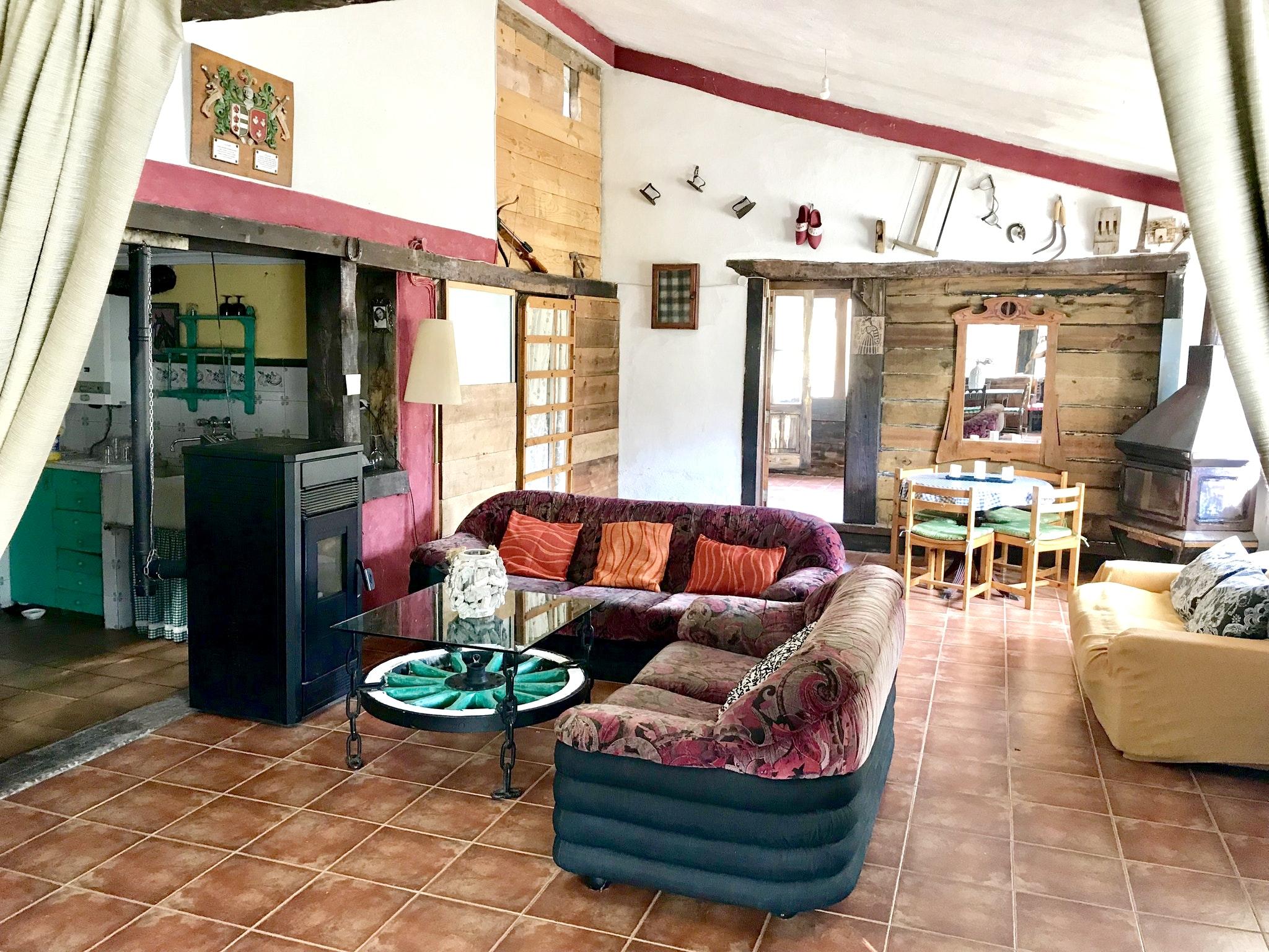 Maison de vacances Hütte mit 4 Schlafzimmern in Camarena de la Sierra mit toller Aussicht auf die Berge, priv (2474258), Camarena de la Sierra, Teruel, Aragon, Espagne, image 18