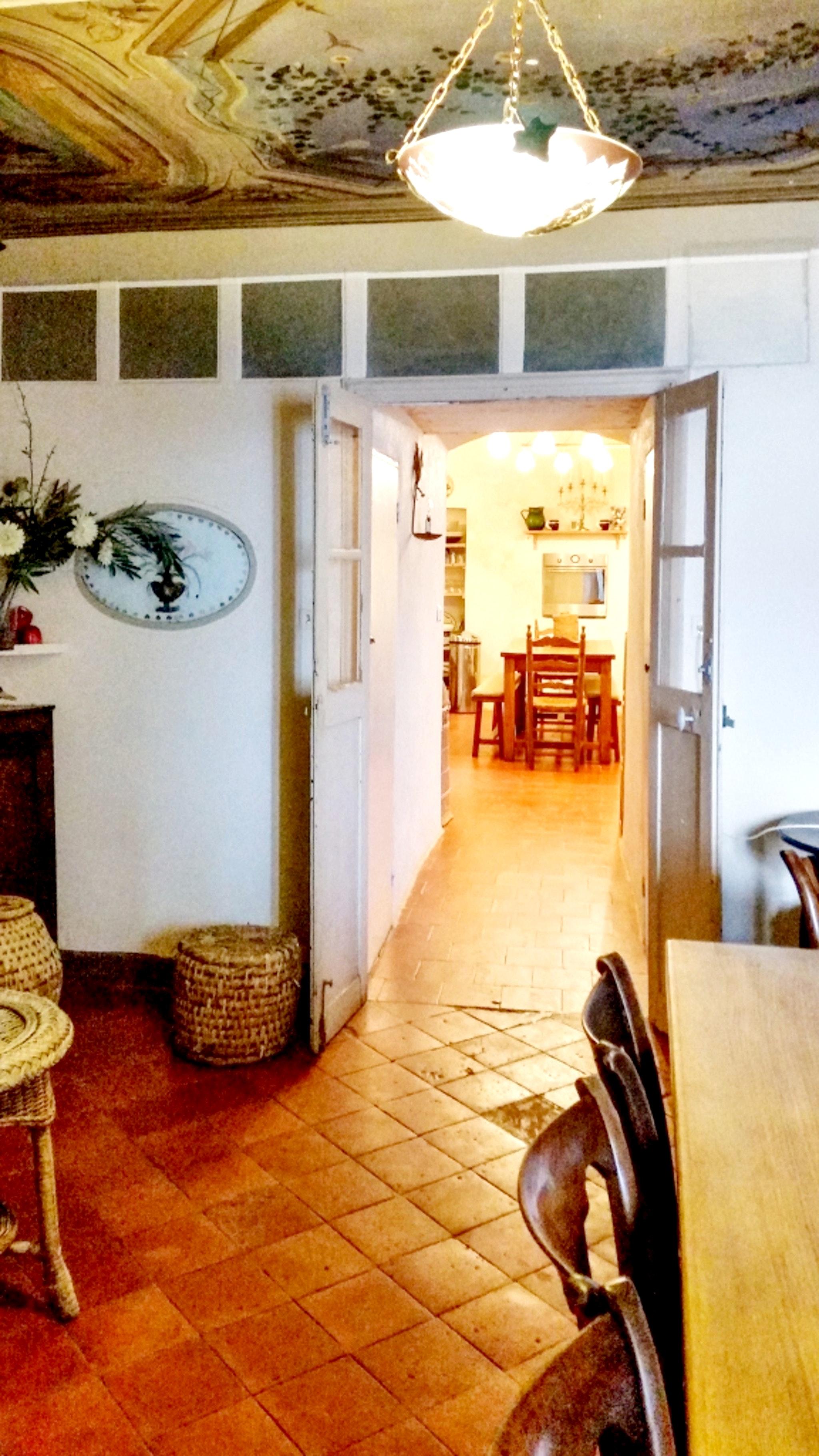 Maison de vacances Herrliches Haus mit neun Schlafzimmern und grandiosem Blick aufs Meer im hübschen Dörfchen (2202571), Centuri, Haute-Corse, Corse, France, image 12