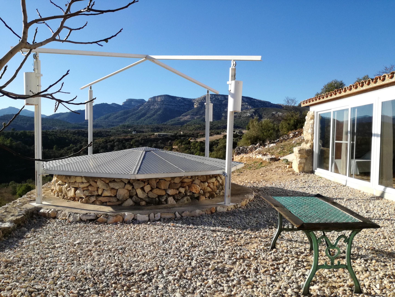 Ferienhaus Haus mit 3 Schlafzimmern in Rossell mit herrlichem Meerblick und eingezäuntem Garten - 35  (2202082), Rossell, Provinz Castellón, Valencia, Spanien, Bild 17