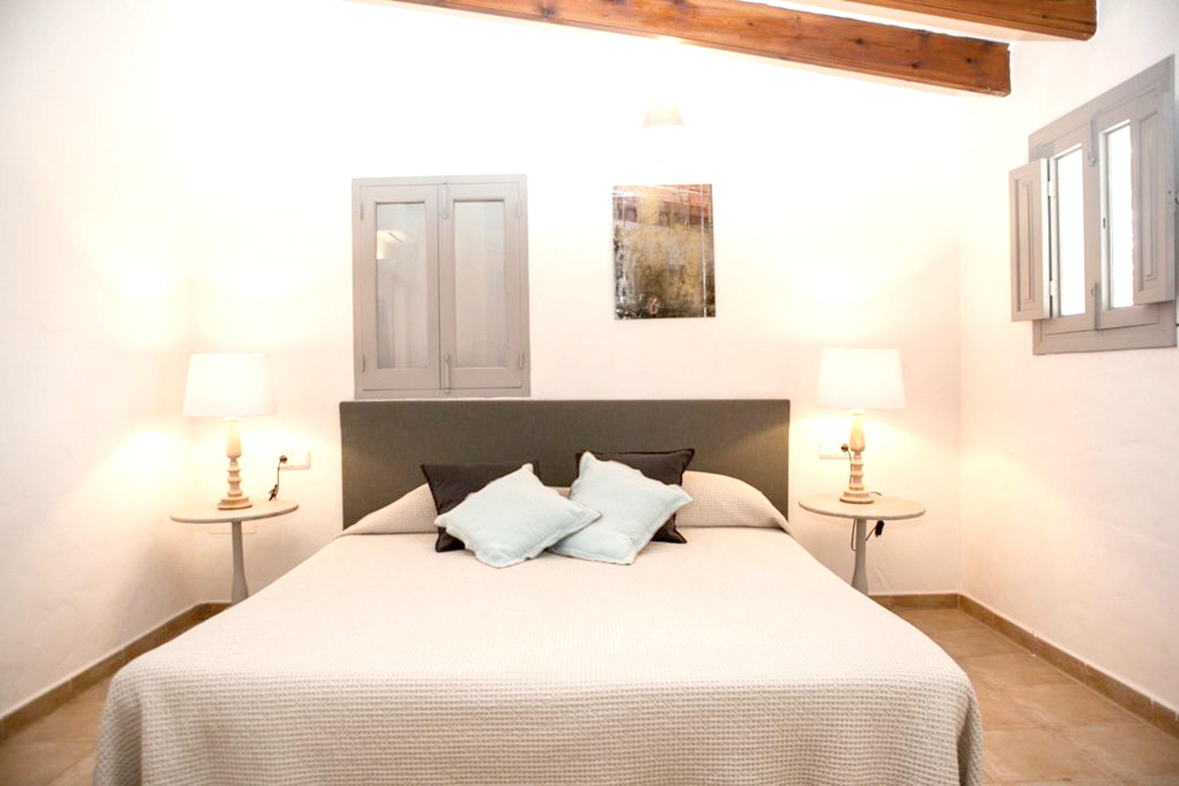 Maison de vacances Haus mit 3 Schlafzimmern in Formentera mit eingezäuntem Garten und W-LAN - 5 km vom Strand (2620580), San Francisco Javier, Formentera, Iles Baléares, Espagne, image 3