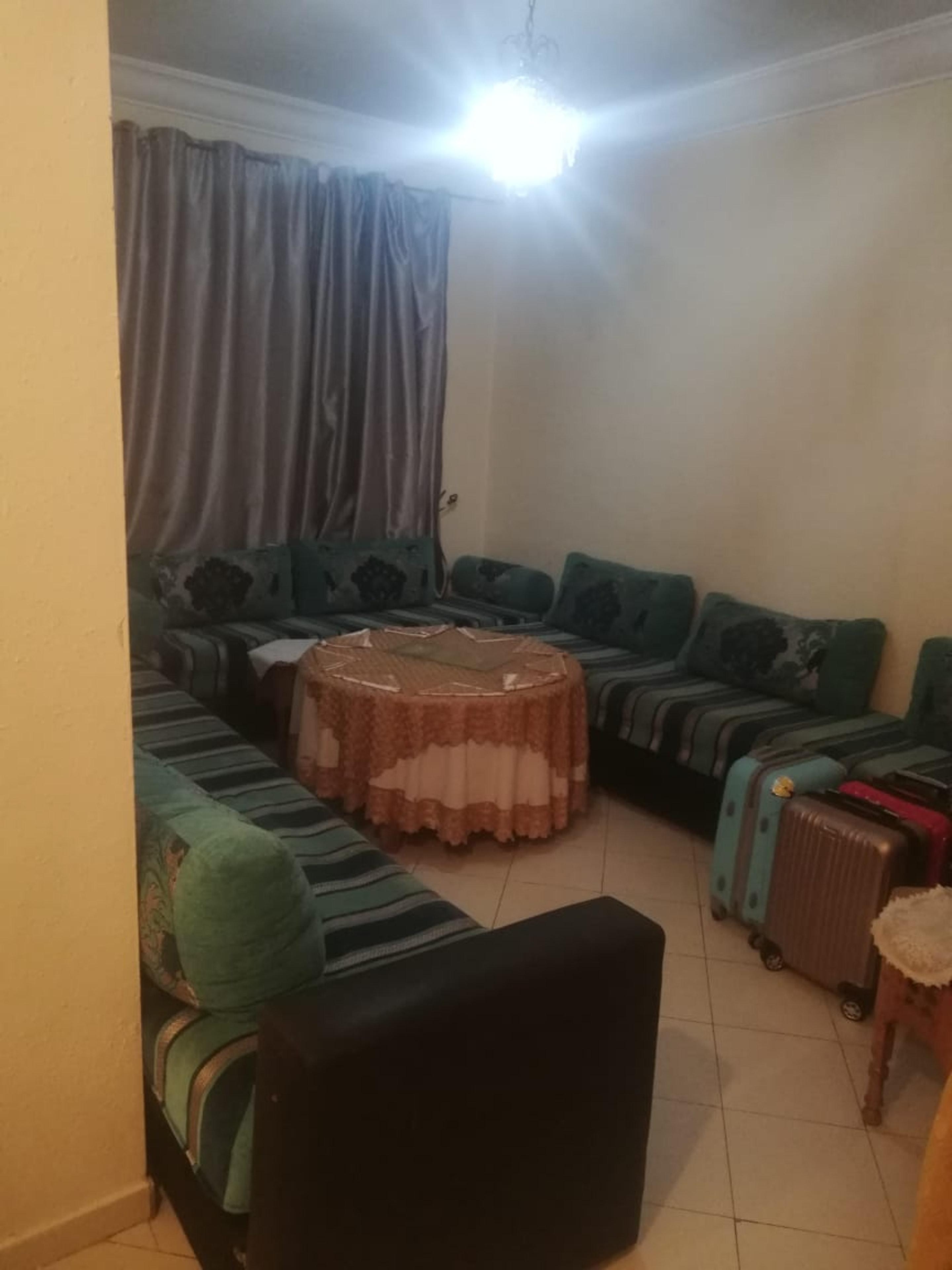 Wohnung mit einem Schlafzimmer in Agadir mit sch&o Ferienwohnung in Afrika
