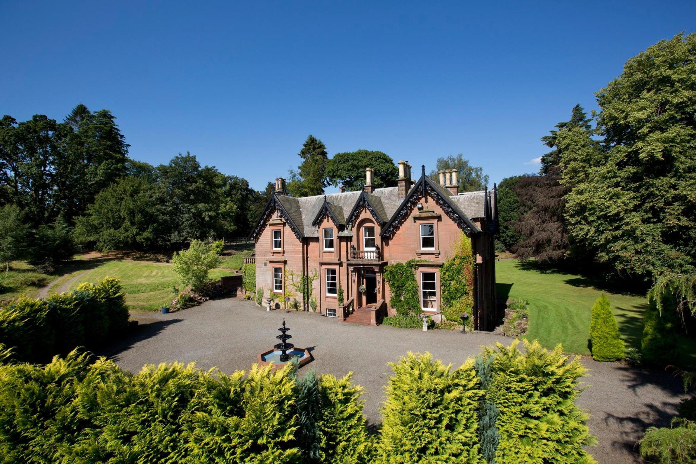 Holiday house Viktorianisches Herrenhaus in Schottland mit sieben Schlafzimmern, riesigem Garten und Par (2202064), Moffat, Southern Scotland, Scotland, United Kingdom, picture 24