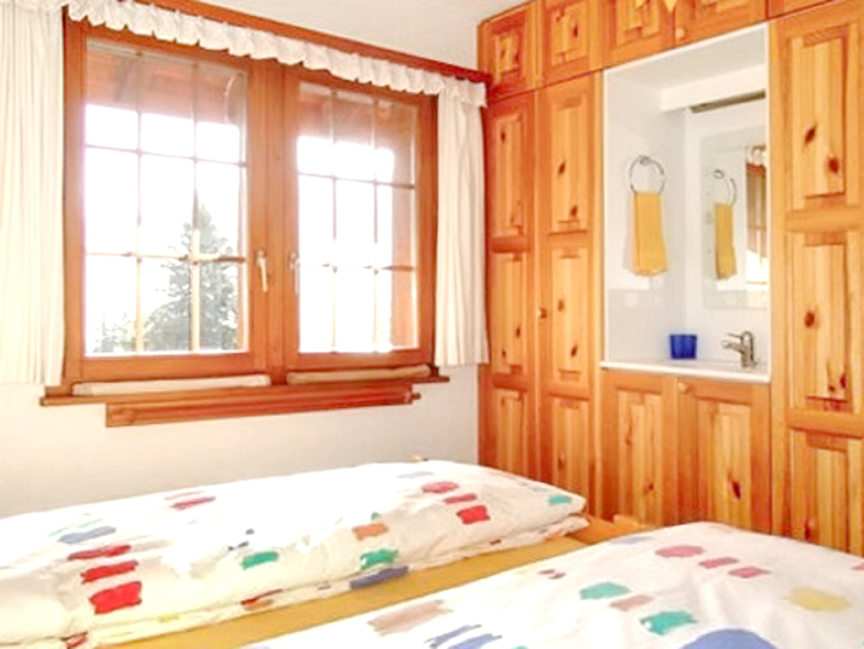 Ferienhaus Hütte mit 3 Schlafzimmern in Bellwald mit toller Aussicht auf die Berge, Balkon und W-LAN (2201041), Bellwald, Aletsch - Goms, Wallis, Schweiz, Bild 1