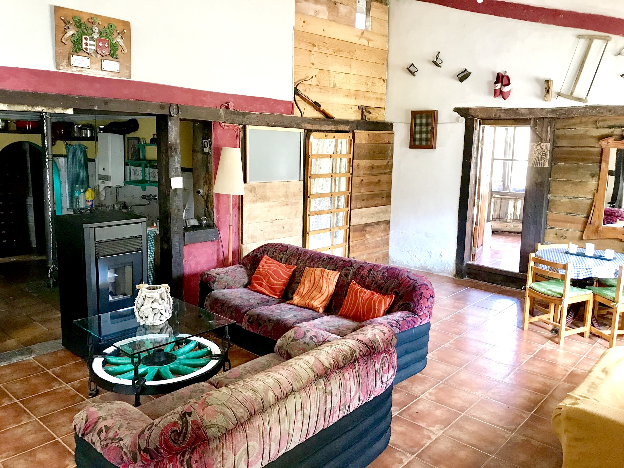 Maison de vacances Hütte mit 4 Schlafzimmern in Camarena de la Sierra mit toller Aussicht auf die Berge, priv (2474258), Camarena de la Sierra, Teruel, Aragon, Espagne, image 9