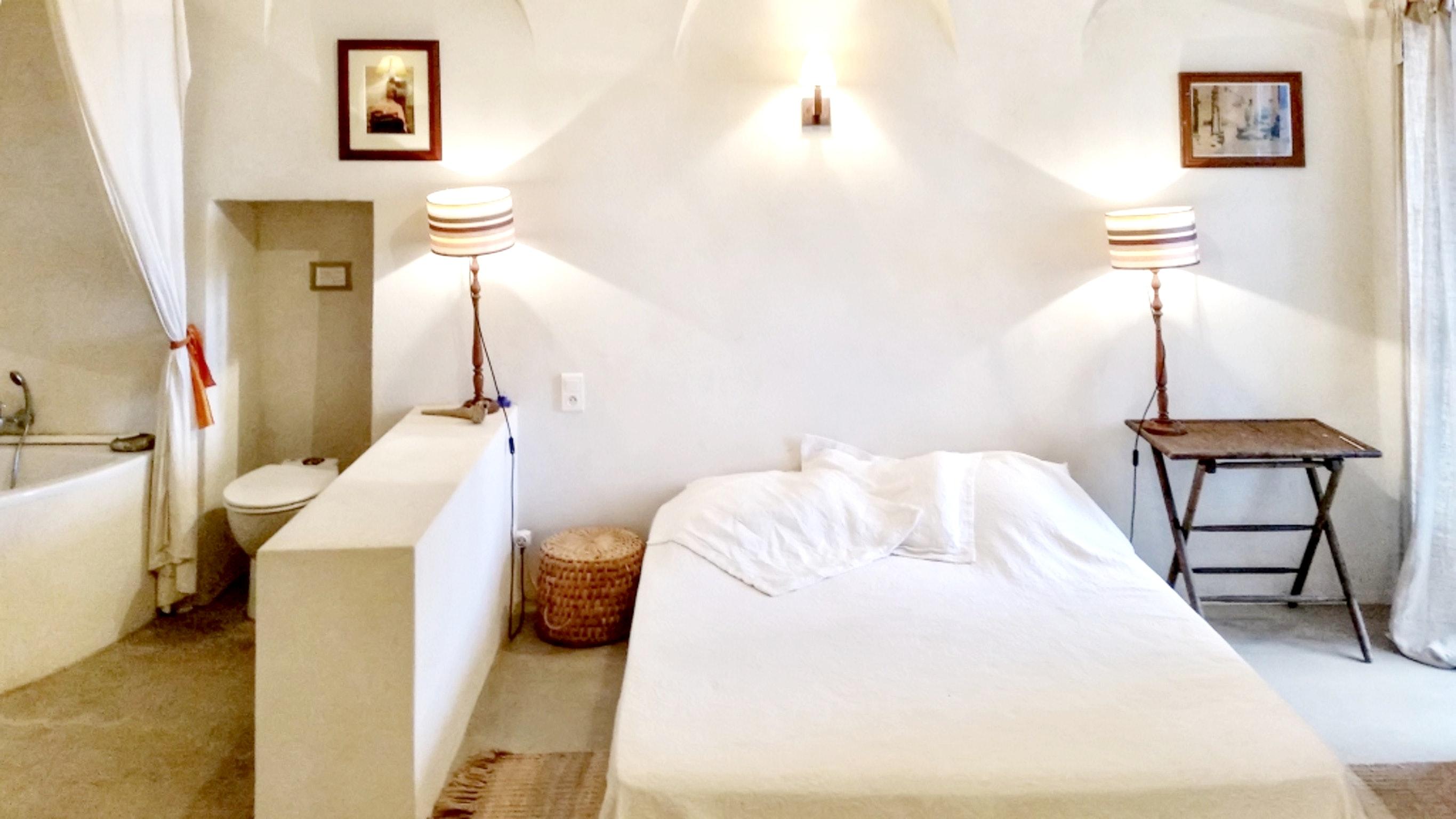 Maison de vacances Herrliches Haus mit neun Schlafzimmern und grandiosem Blick aufs Meer im hübschen Dörfchen (2202571), Centuri, Haute-Corse, Corse, France, image 23