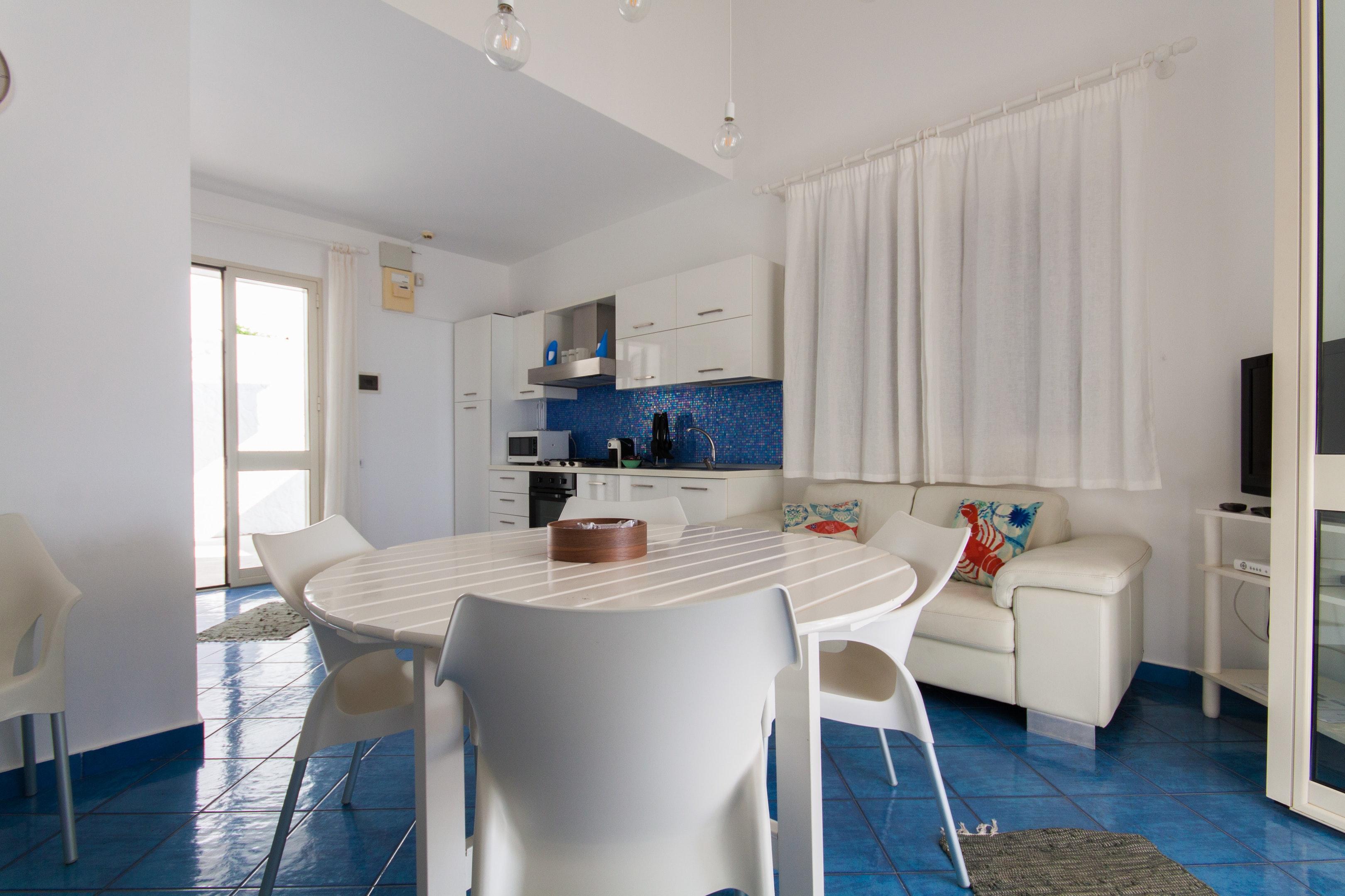 Holiday apartment Wohnung mit 3 Schlafzimmern in Piano di Trappeto mit herrlichem Meerblick, möblierter Terr (2271436), Balestrate, Palermo, Sicily, Italy, picture 11